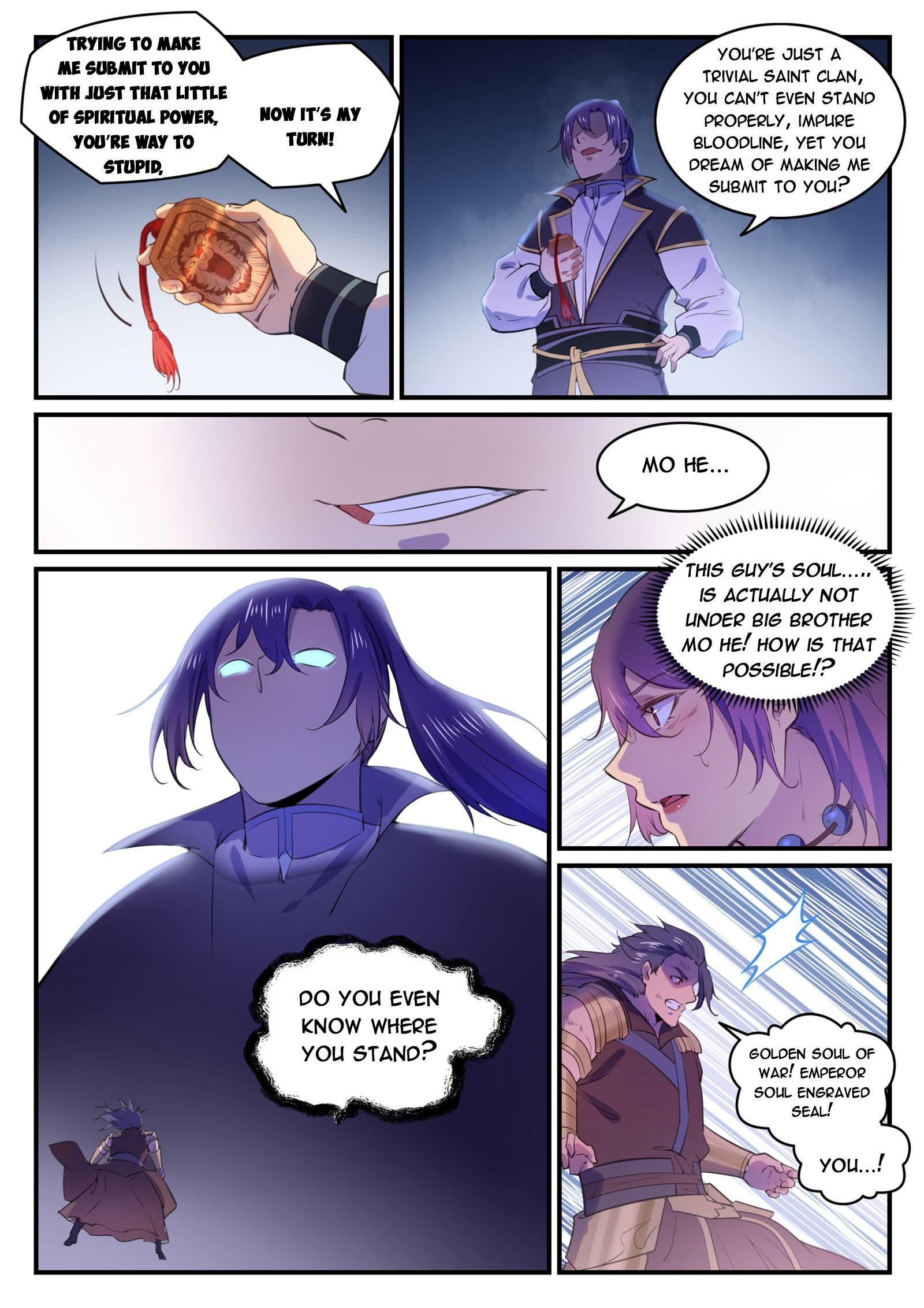 Apotheosis Chapter 778 page 13 - Mangakakalots.com