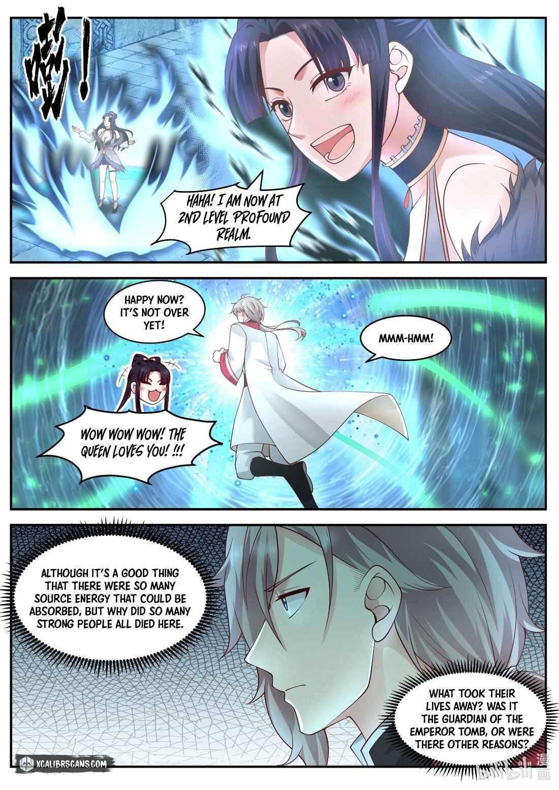 Martial God Asura Chapter 226 page 8 - Mangakakalots.com
