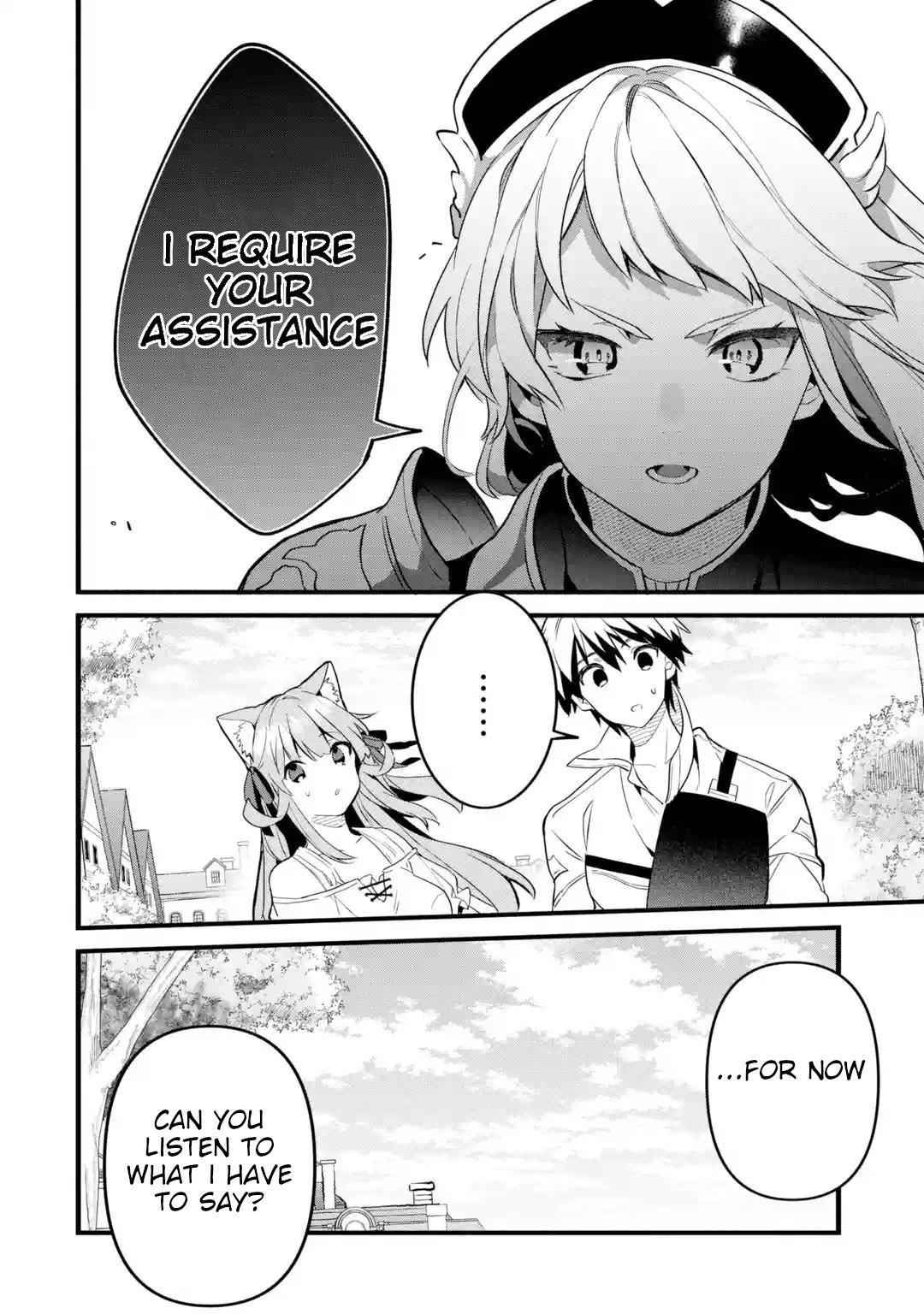 Yuusha Party Wo Tsuihou Sareta Beast Tamer, Saikyou Shuzoku Nekomimi Shojo To Deau Chapter 48: The Knights page 19 - Mangakakalots.com