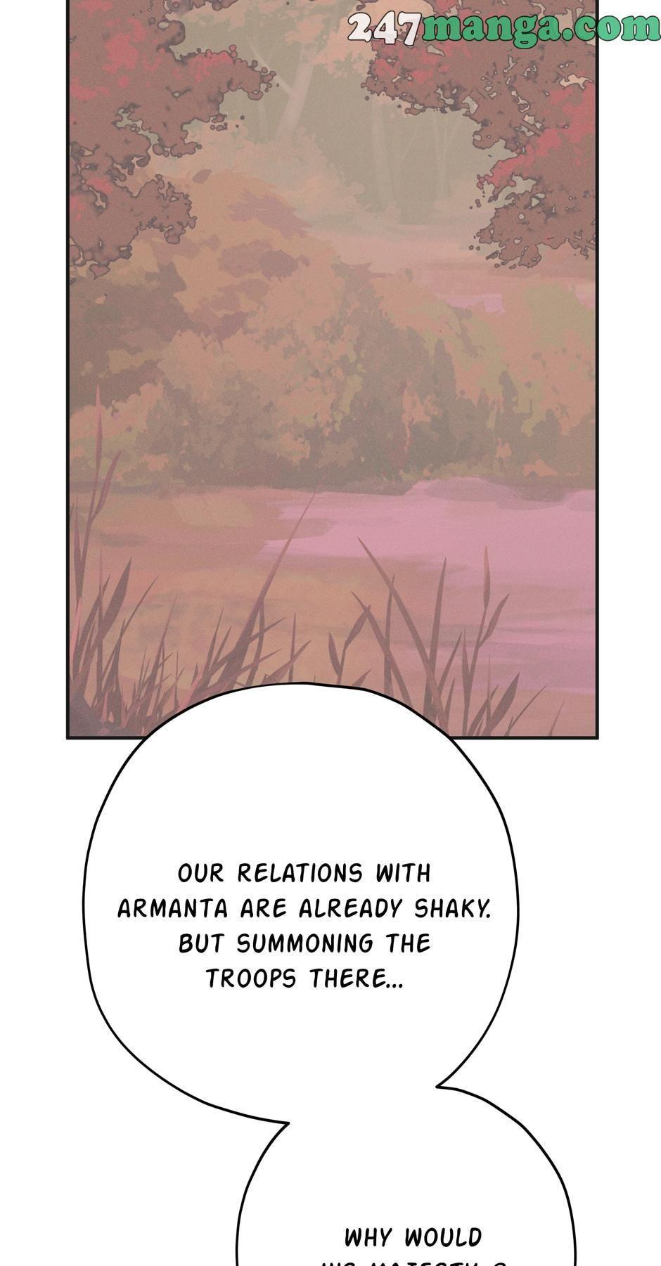 The Evil Lady's Hero Chapter 74 page 6 - Mangakakalots.com