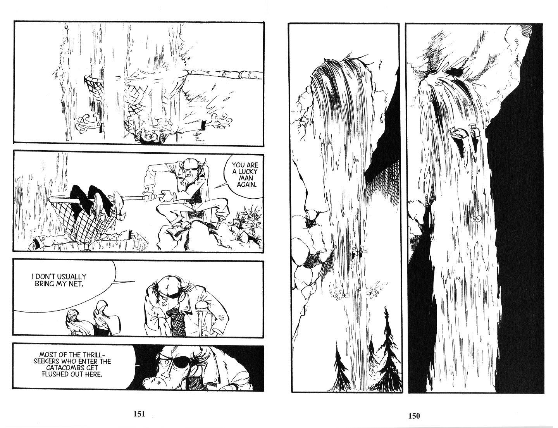 Lupin Iii Vol.13 Chapter 103: A Treasure To Serve page 11 - Mangakakalots.com
