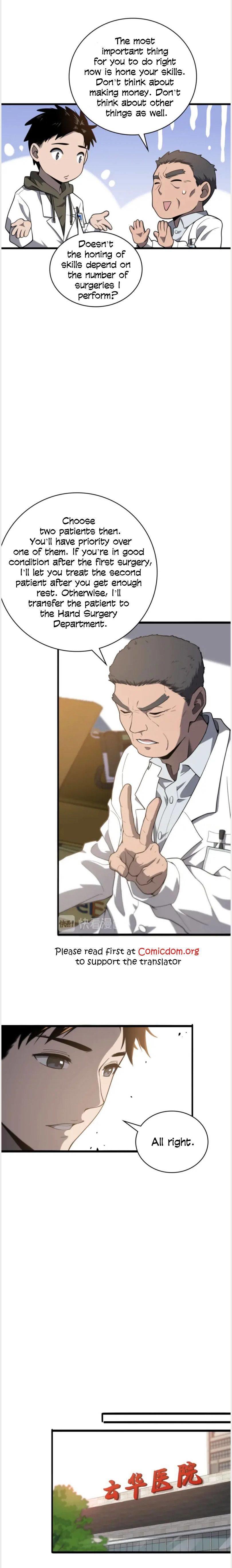 Great Doctor Ling Ran Chapter 31 page 9 - Mangakakalots.com