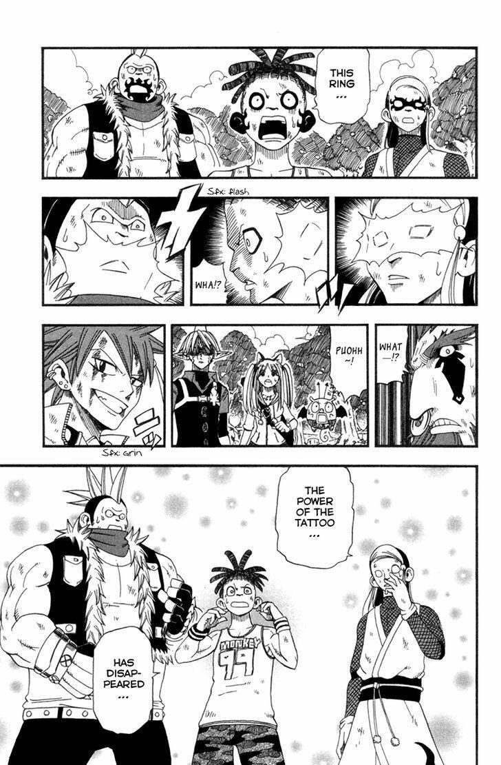 Buster Keel! Vol.3 Chapter 21 : The Battle Of Mt. Kaka page 5 - Mangakakalots.com