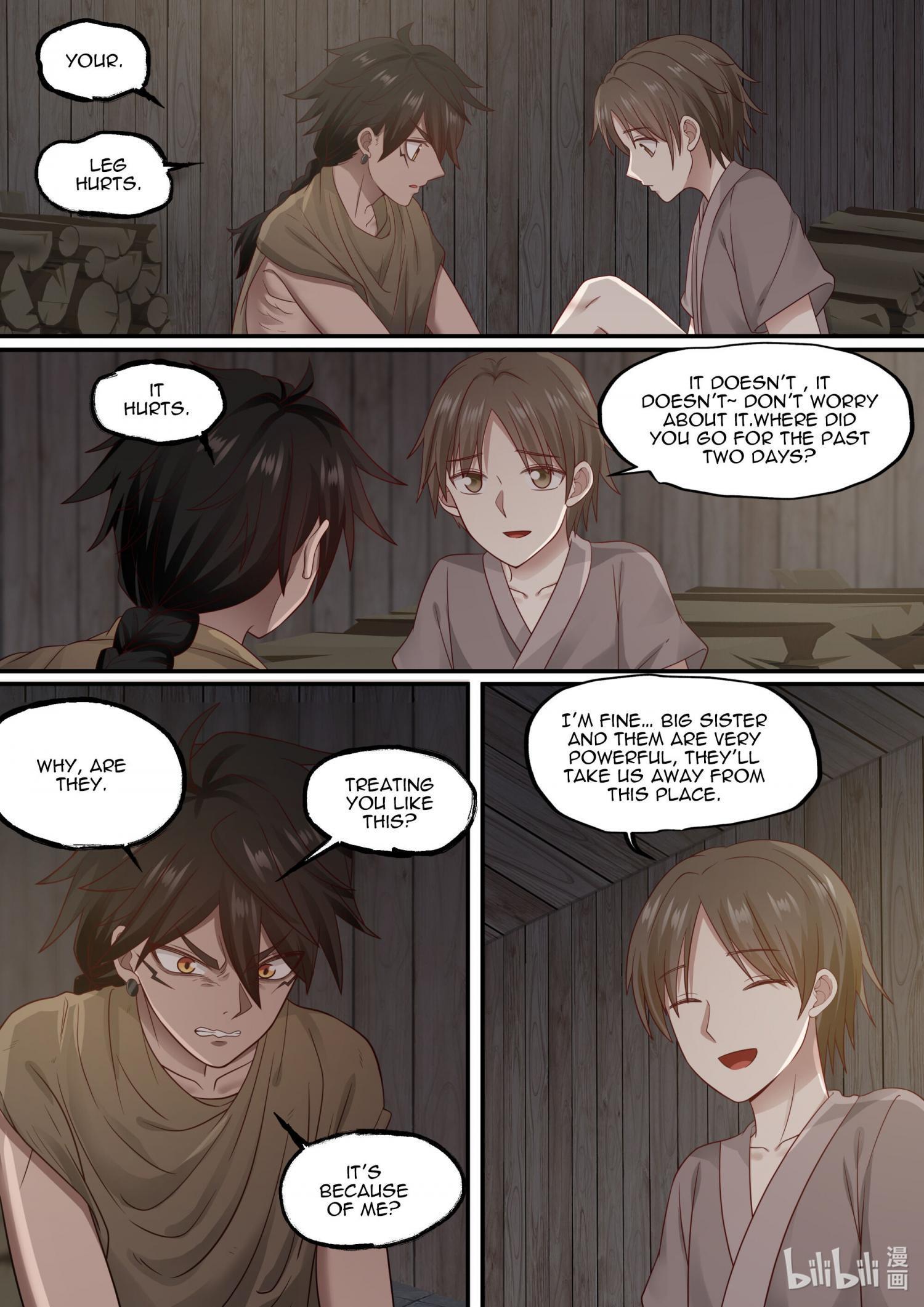 Xian Chan Nu Chapter 74 page 8 - Mangakakalots.com