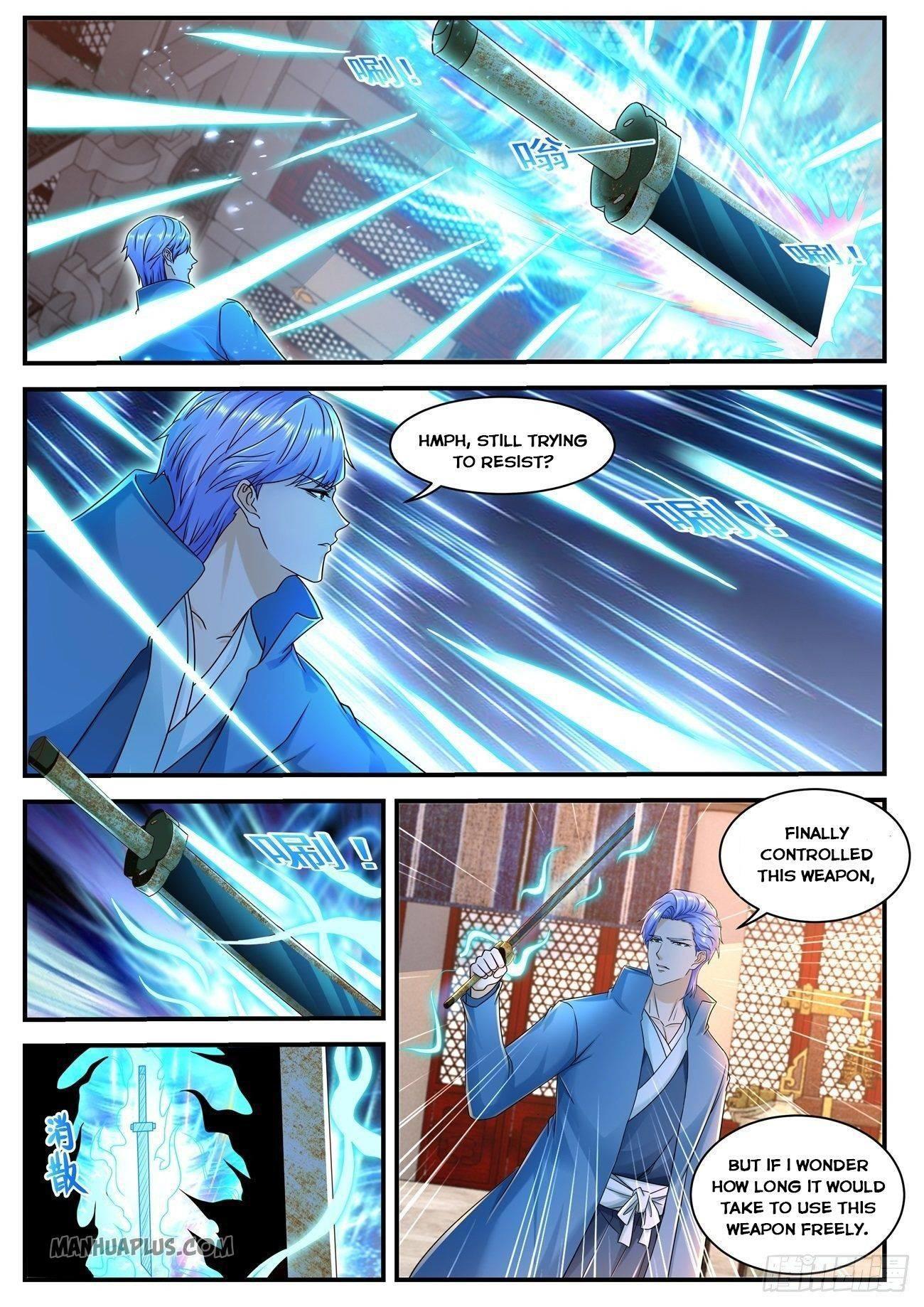 Rebirth Of The Urban Immortal Cultivator Chapter 594 page 7 - Mangakakalots.com