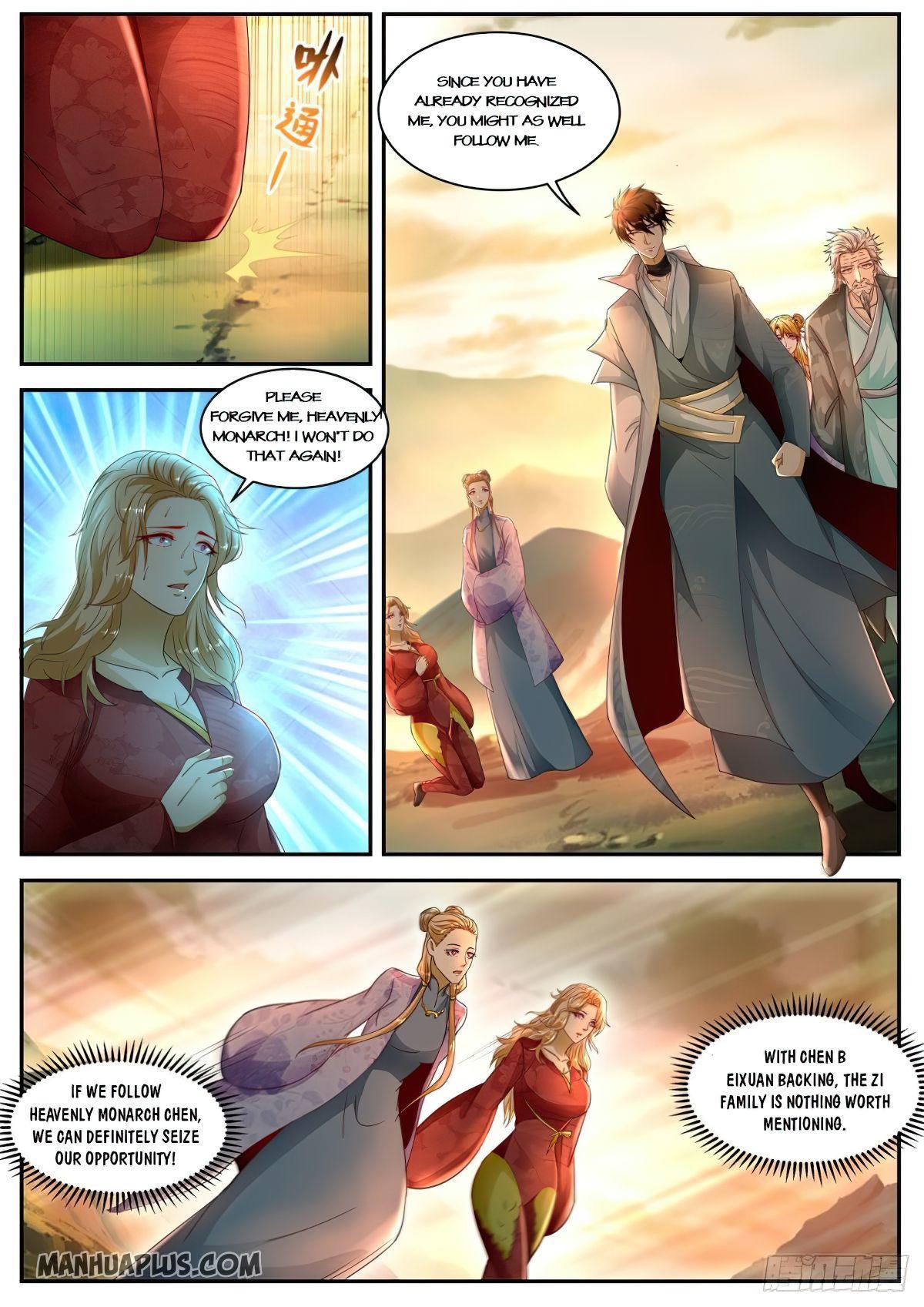 Rebirth Of The Urban Immortal Cultivator Chapter 518 page 3 - Mangakakalots.com