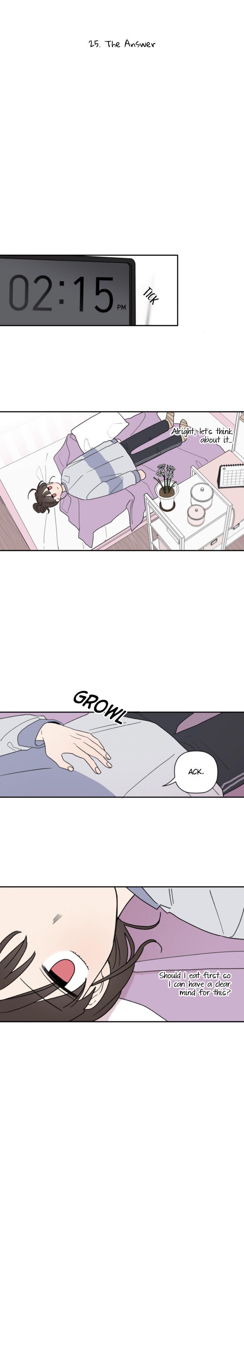 New Year'S Taste Chapter 25 page 6 - Mangakakalots.com