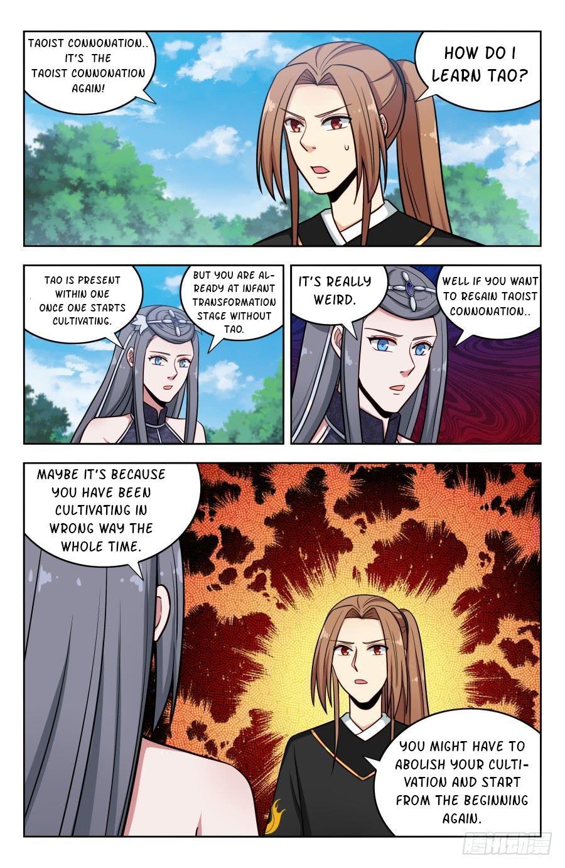Strongest Anti M.e.t.a Chapter 185 page 13 - Mangakakalots.com