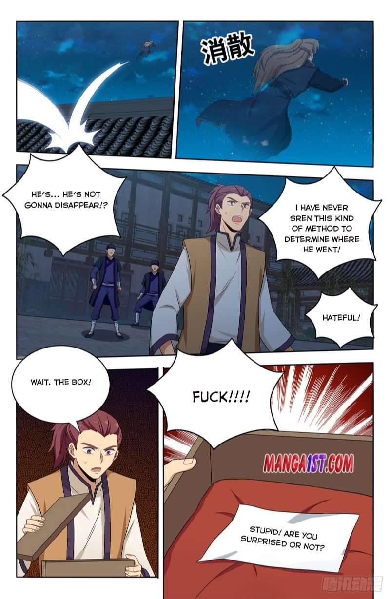 Strongest Anti M.e.t.a Chapter 390 page 13 - Mangakakalots.com