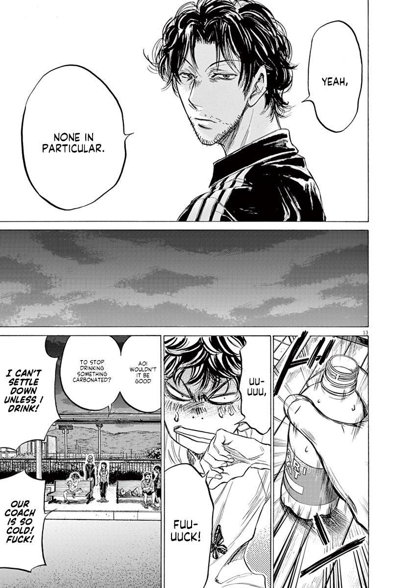 Ao Ashi Vol.14 Chapter 144: Practice Hard page 14 - Mangakakalots.com