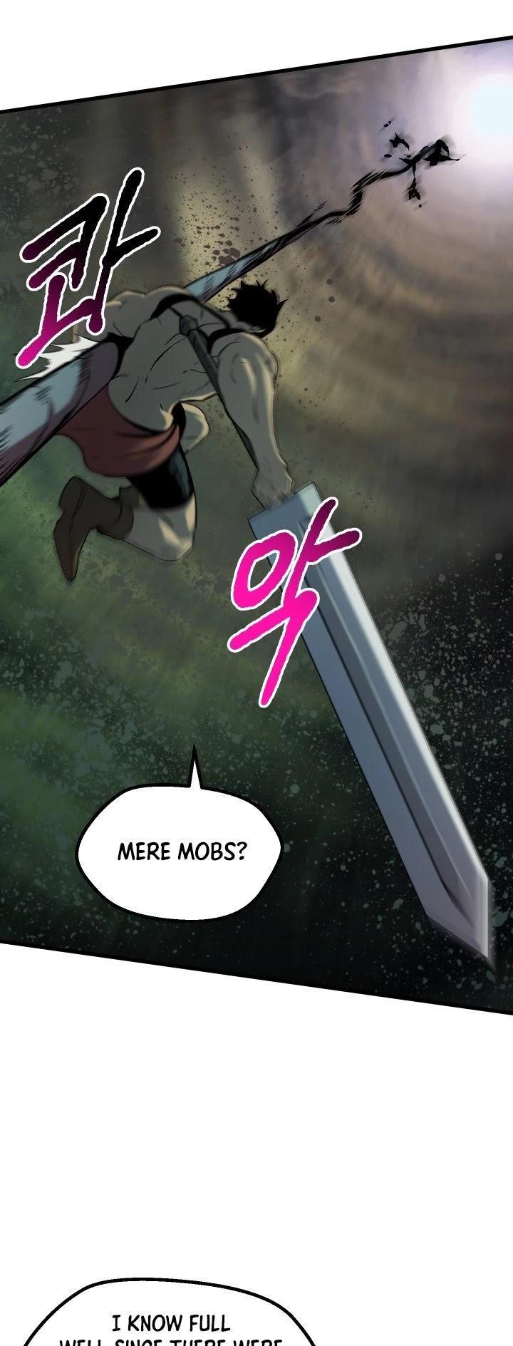 Survival Story Of A Sword King In A Fantasy World Chapter 44 page 56 - Mangakakalots.com