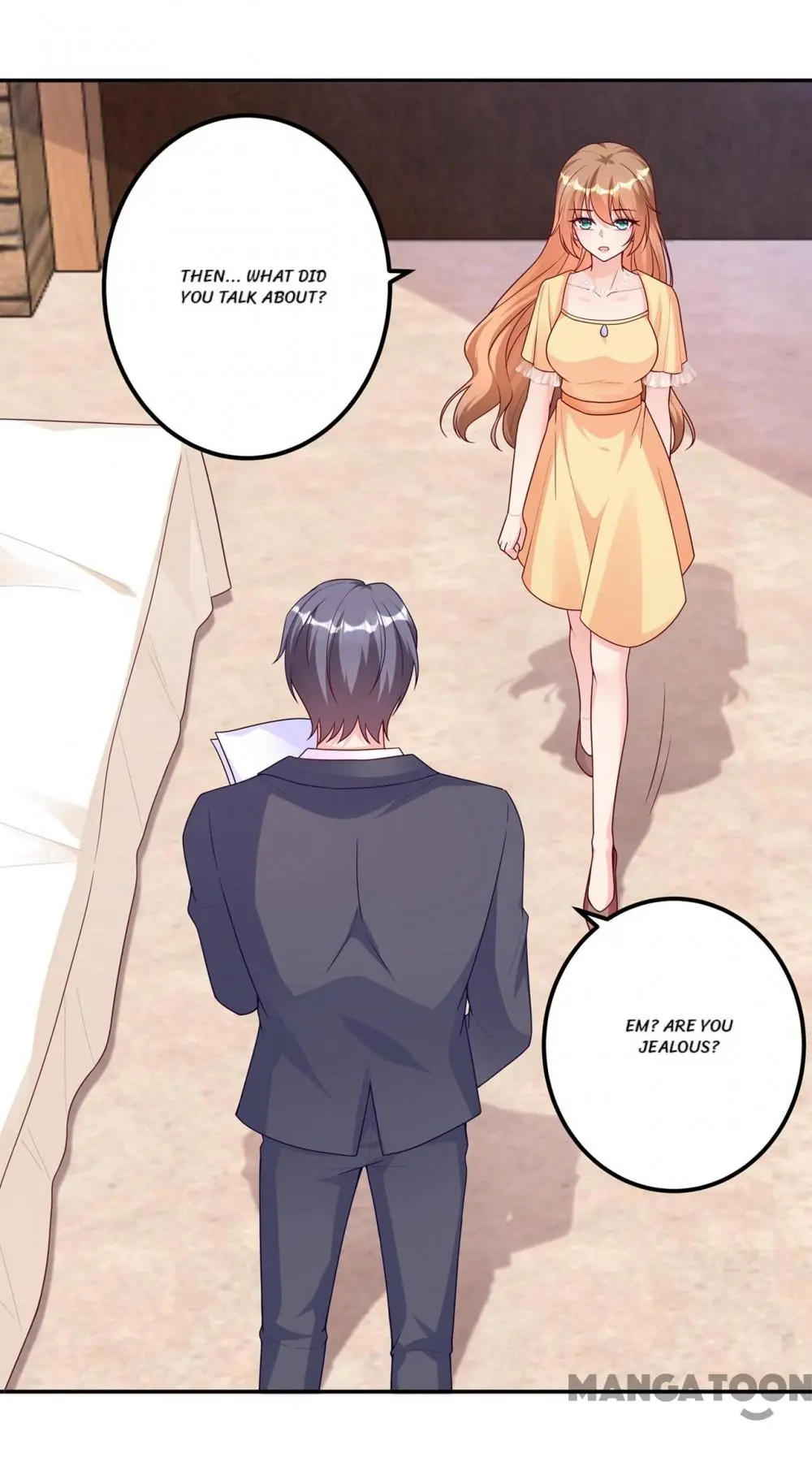 Warm Wedding Chapter 376 page 20 - Mangakakalots.com