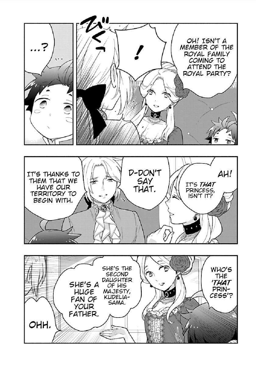Tensei Shite Inaka De Slowlife Wo Okuritai Chapter 44: The Royal Party Day 2 page 8 - Mangakakalots.com