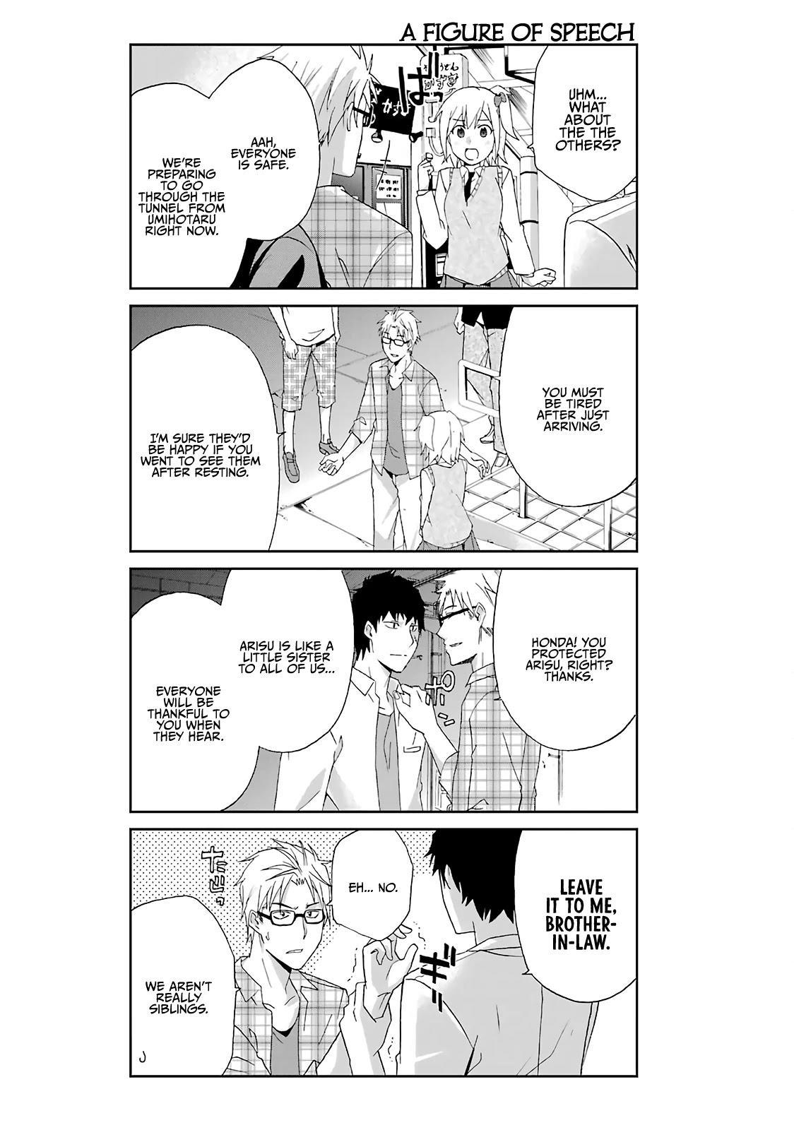 Ikitemasu Ka? Honda-Kun Chapter 8 page 14 - Mangakakalots.com