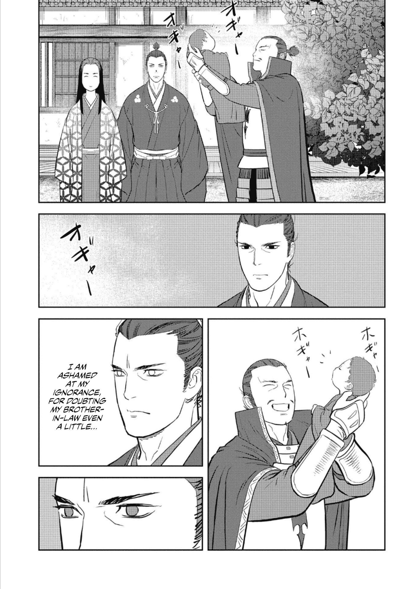 Sengoku Komachi Kurou Tan! Chapter 42 page 30 - Mangakakalots.com