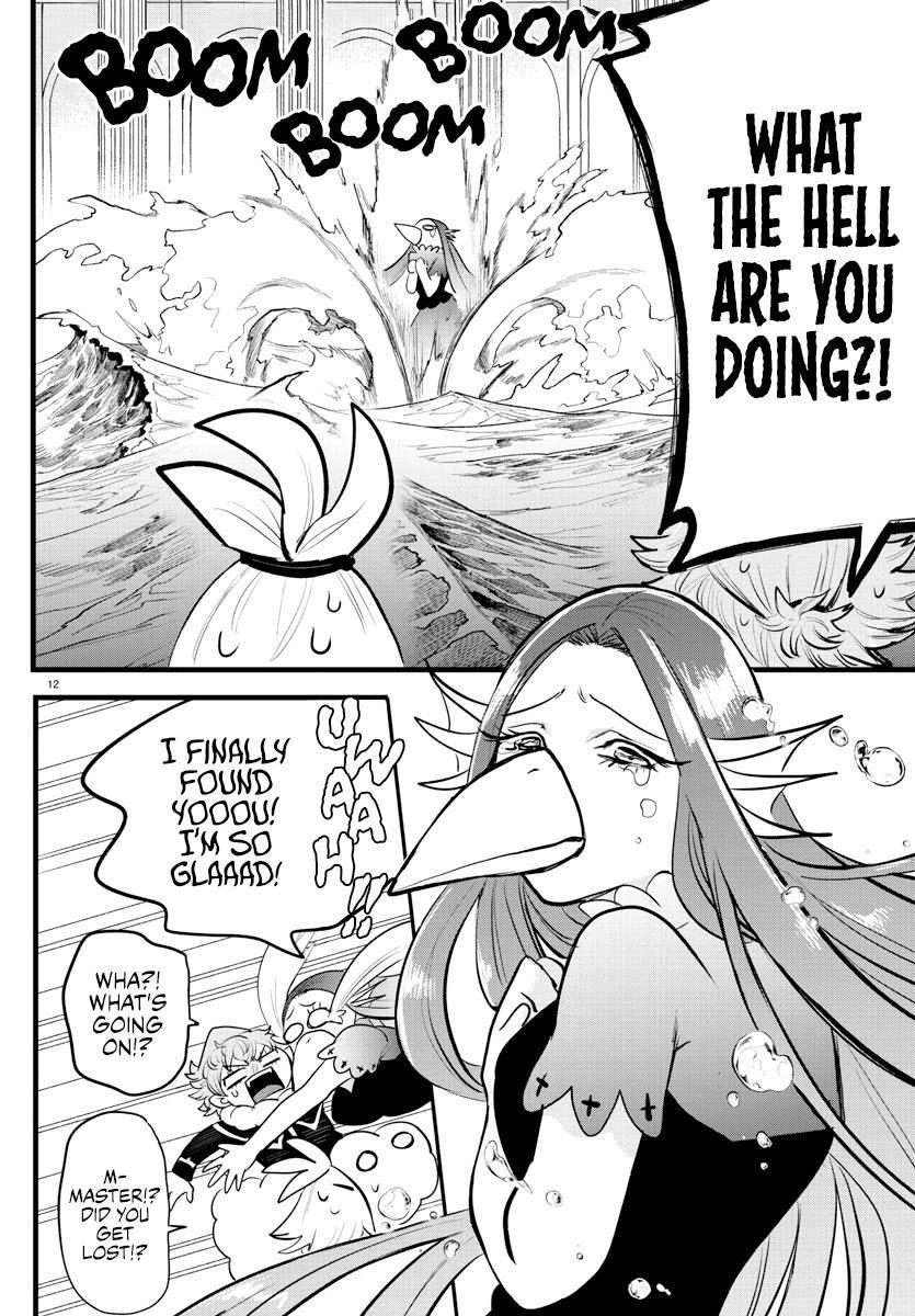 Mairimashita! Iruma-Kun Chapter 212: From The Masters page 12 - Mangakakalots.com