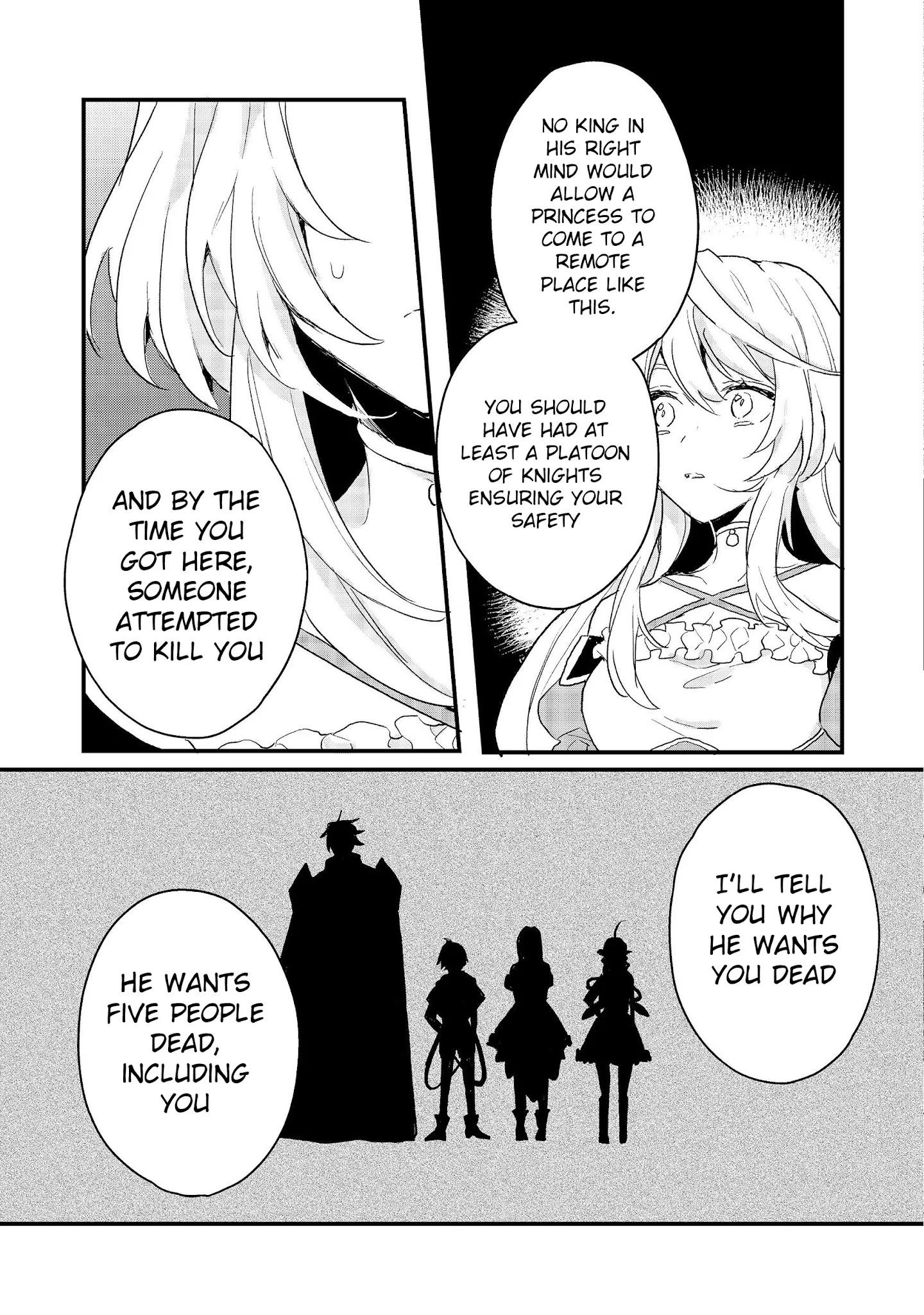 The Former Hero Was Called As A Failure And Expelled From His Home, Decided To Live On His Own Chapter 11.2 page 8 - Mangakakalots.com