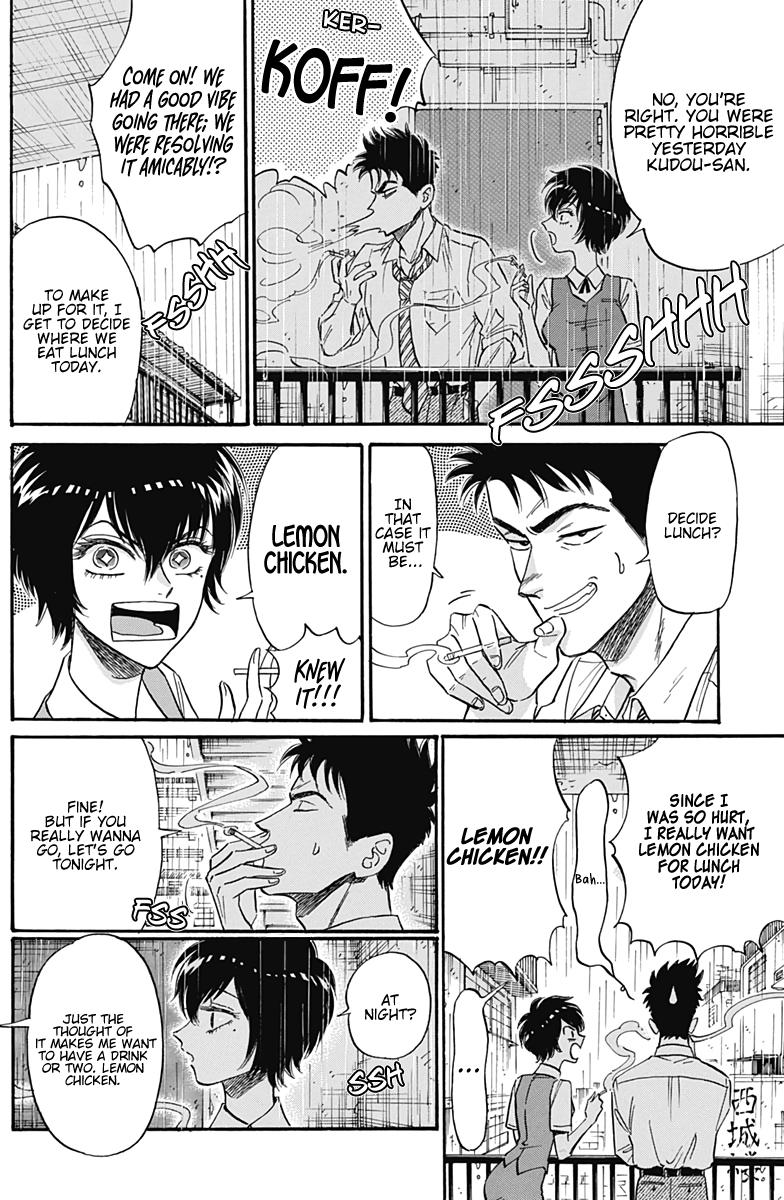 Kowloon Generic Romance Vol.2 Chapter 15 page 9 - Mangakakalots.com