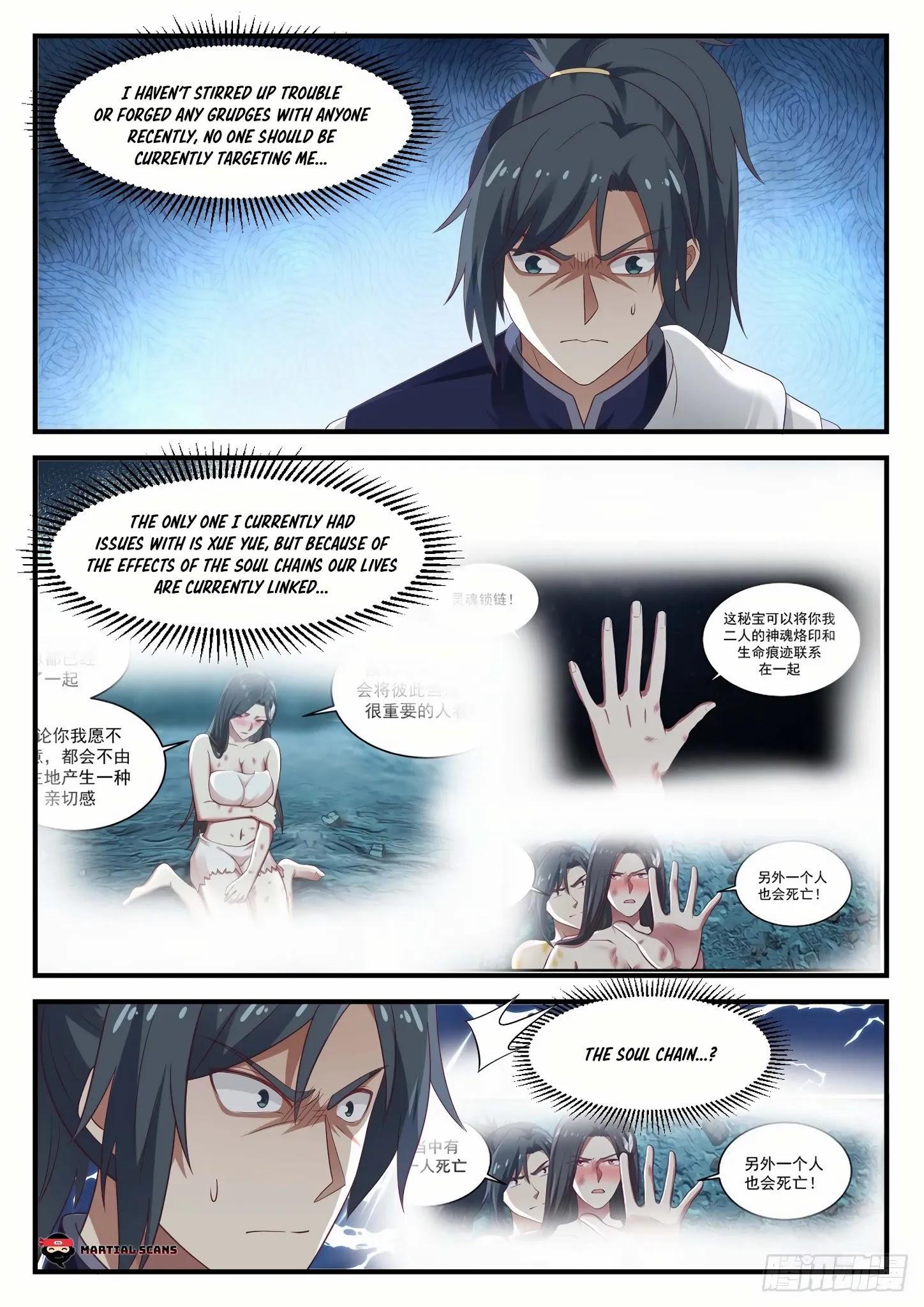 Martial Peak Chapter 933: Life Being Threatened page 9 - Mangakakalots.com
