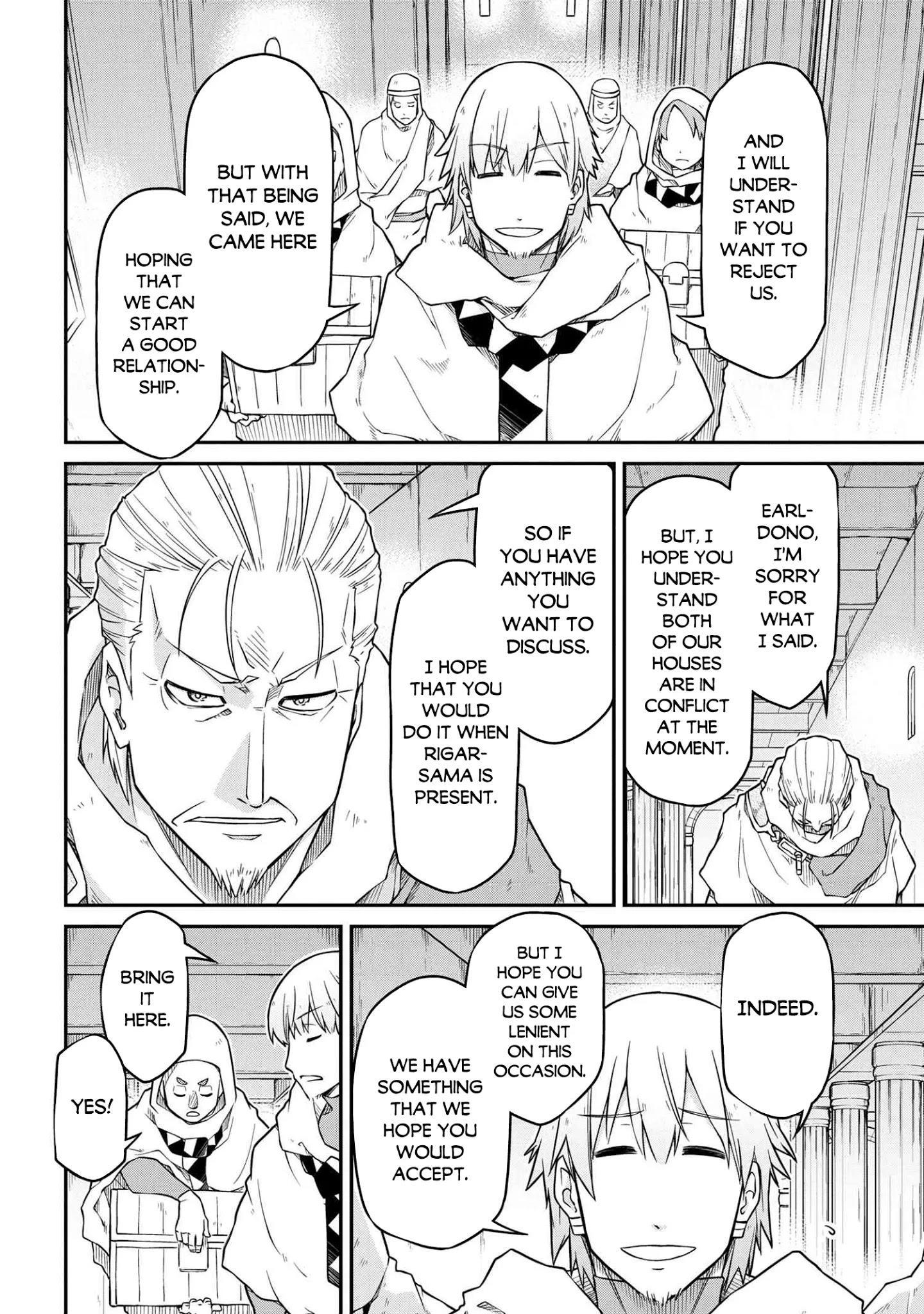 Isekai Kenkokuki Chapter 48.2 page 5 - Mangakakalots.com