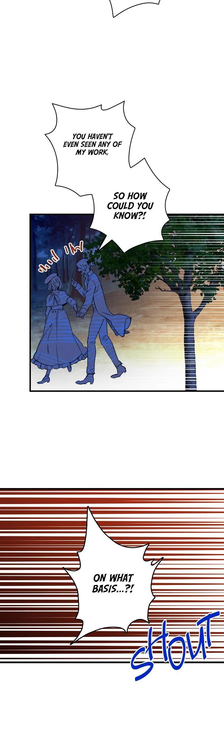 Shadow Queen Chapter 35 page 24 - Mangakakalots.com