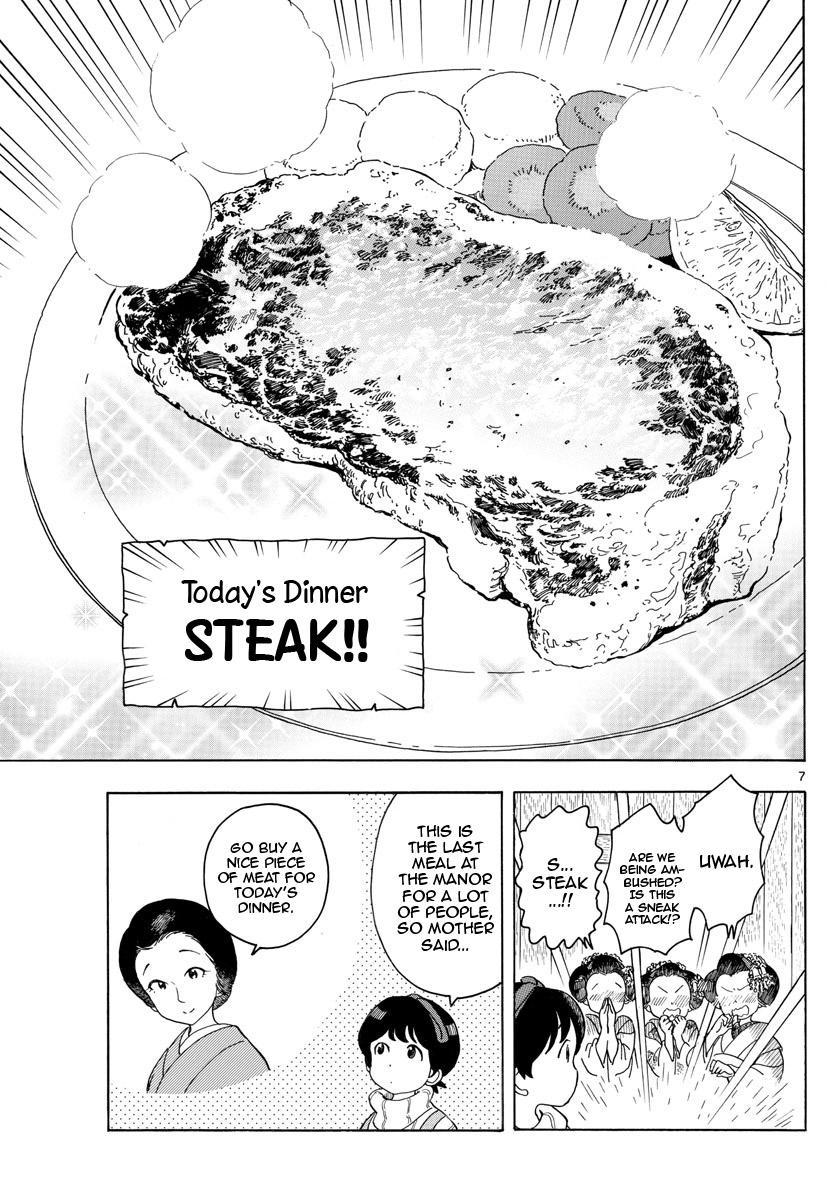 Maiko-San Chi No Makanai-San Vol.16 Chapter 163: Forgotten Things And Returning Home page 7 - Mangakakalots.com