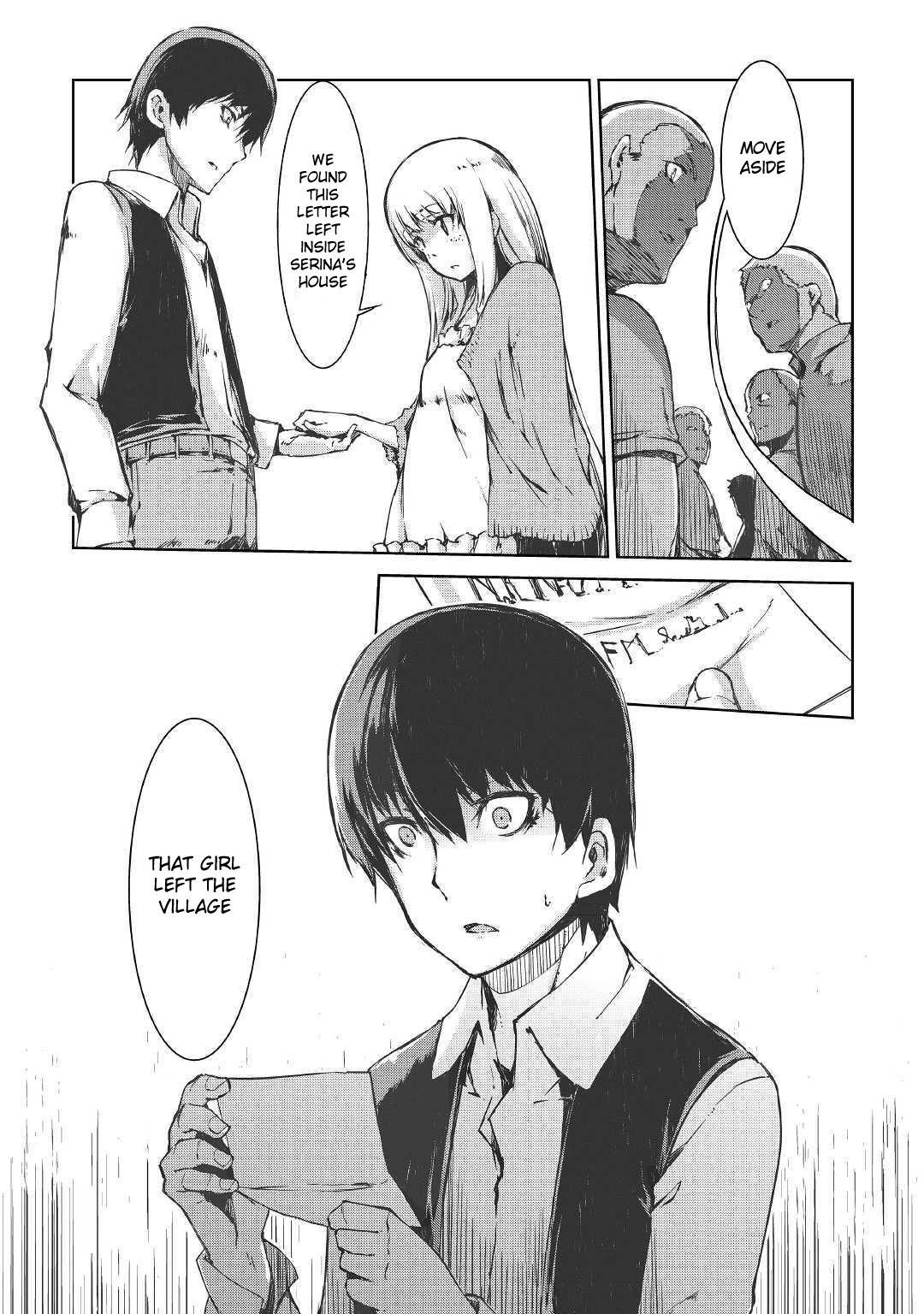 Sayounara Ryuusei, Konnichiwa Jinsei Chapter 35: Premonition Of Separation page 15 - Mangakakalots.com