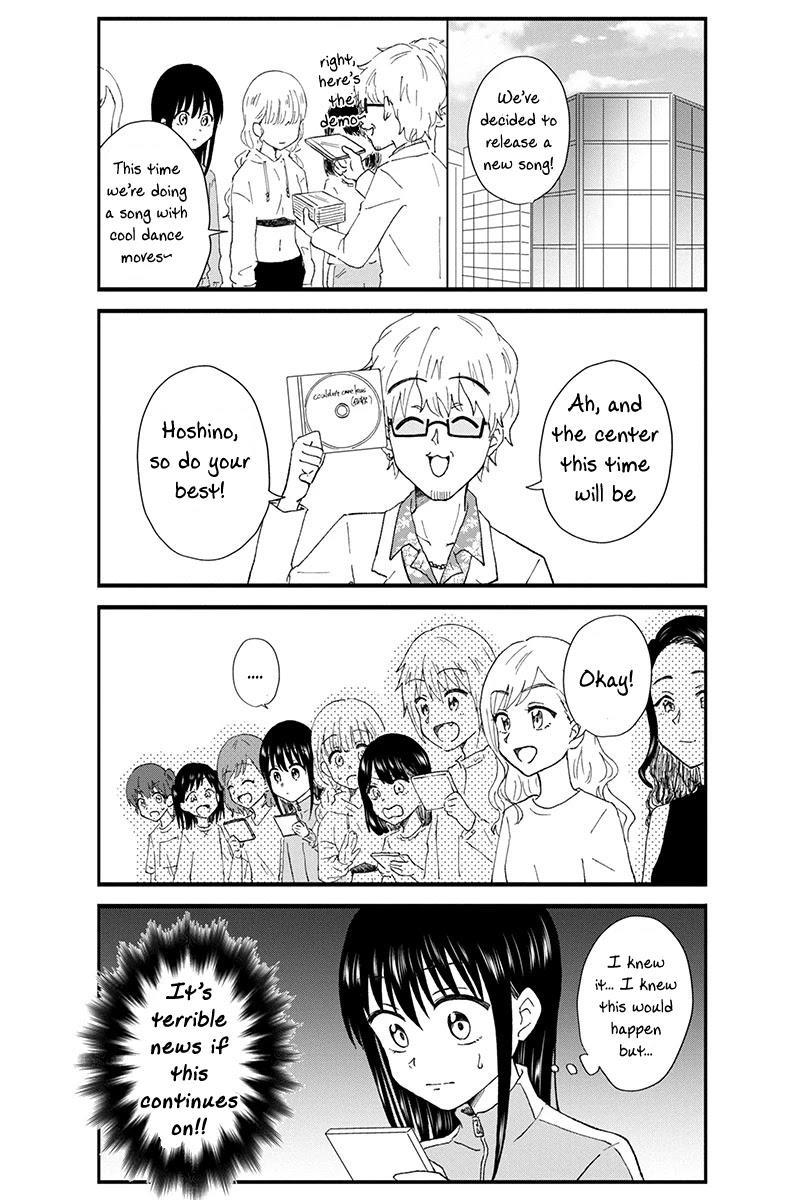 Kimoota, Idol Yarutteyo Chapter 43: Disgusting Otaku Is Worried page 4 - Mangakakalots.com