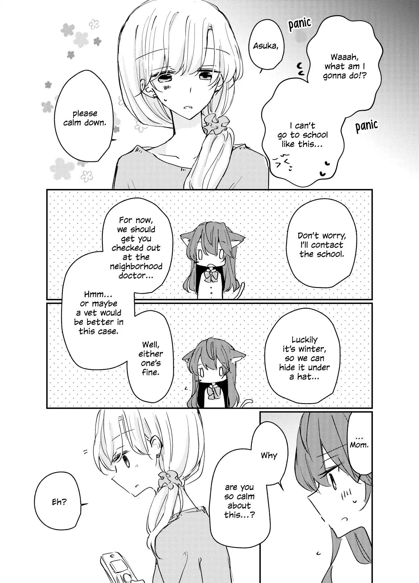 1 X ½ Vol.5 Cat Day Special page 3 - Mangakakalots.com