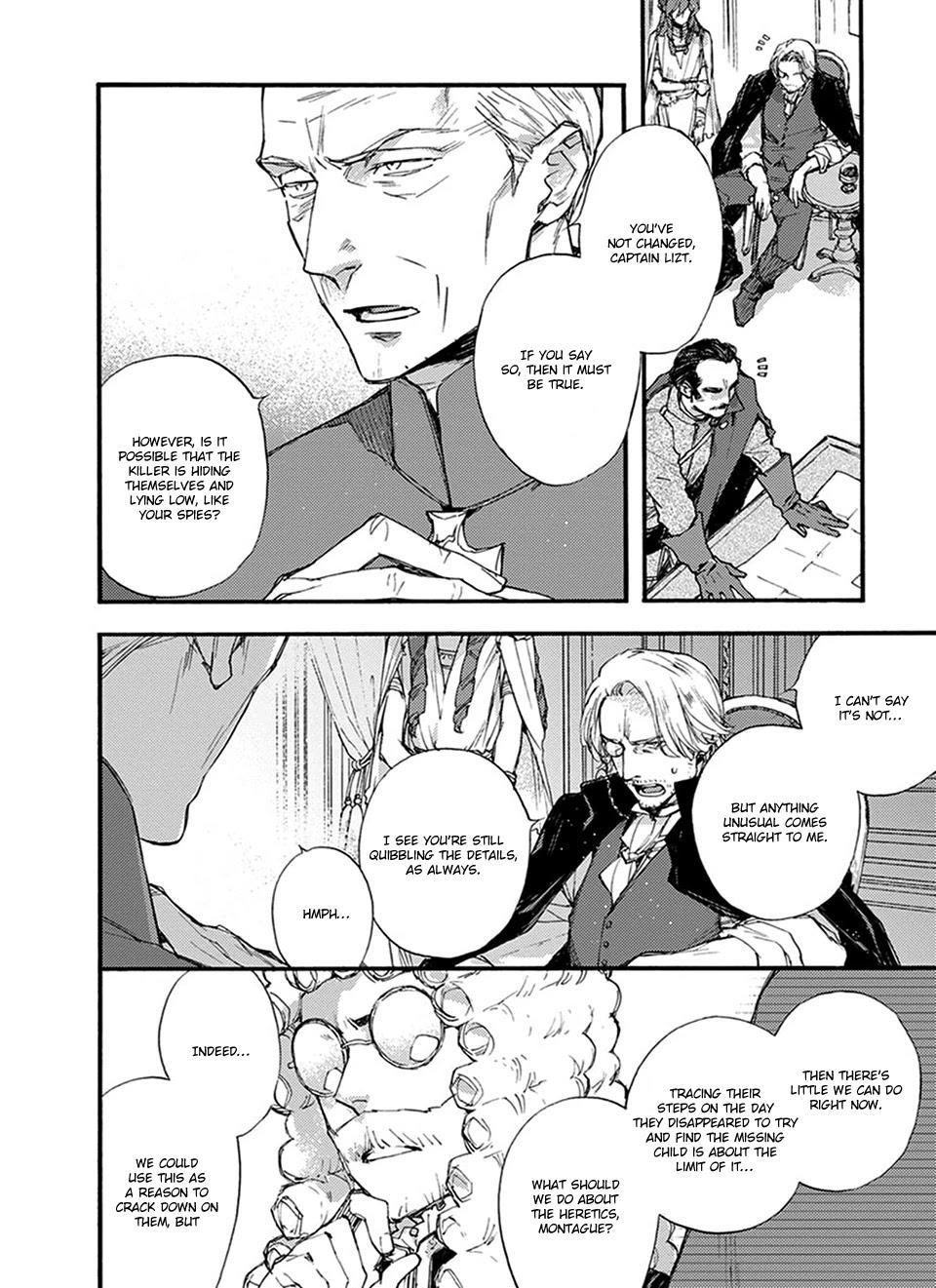 Barbarities Chapter 23 page 7 - Mangakakalots.com