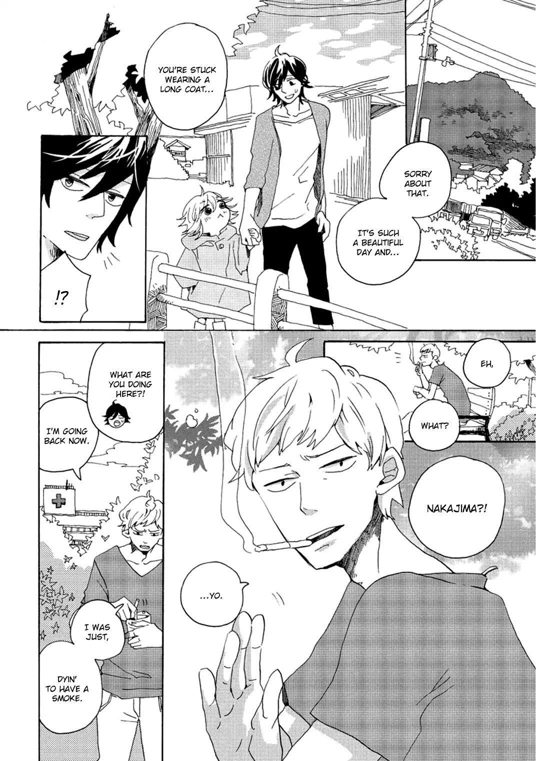 Udon No Kuni No Kin'iro Kemari Vol.1 Chapter 3: Kotoden page 13 - Mangakakalots.com