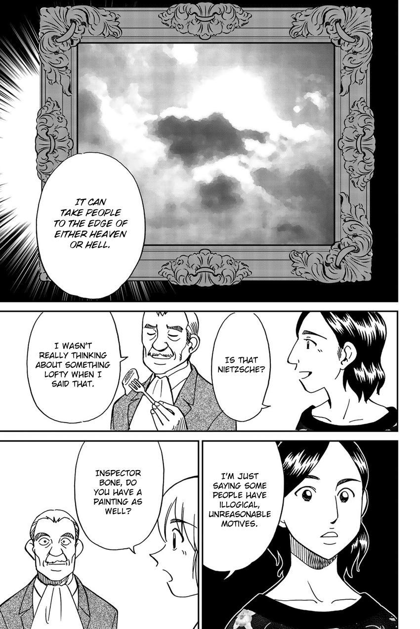 Q.e.d. Iff - Shoumei Shuuryou Vol.9 Chapter 18: Beautiful Painting page 64 - Mangakakalots.com
