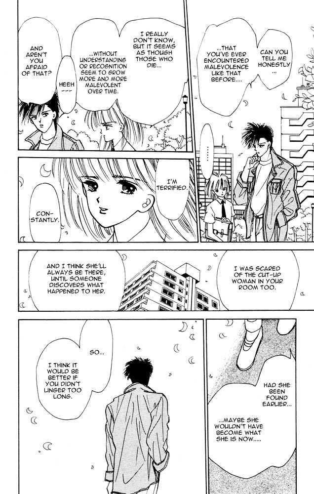 Shi To Kanojo To Boku Vol.1 Chapter 3 : I Can See...death page 28 - Mangakakalots.com
