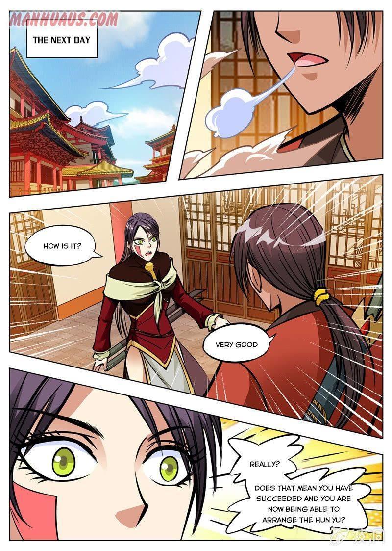 Greatest Sword Immortal Chapter 166.1 page 3 - Mangakakalots.com