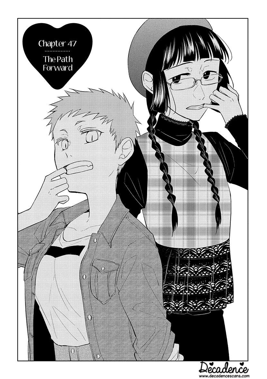 Koi To Yobu Ni Wa Kimochi Warui Chapter 47: The Path Forward page 1 - Mangakakalots.com