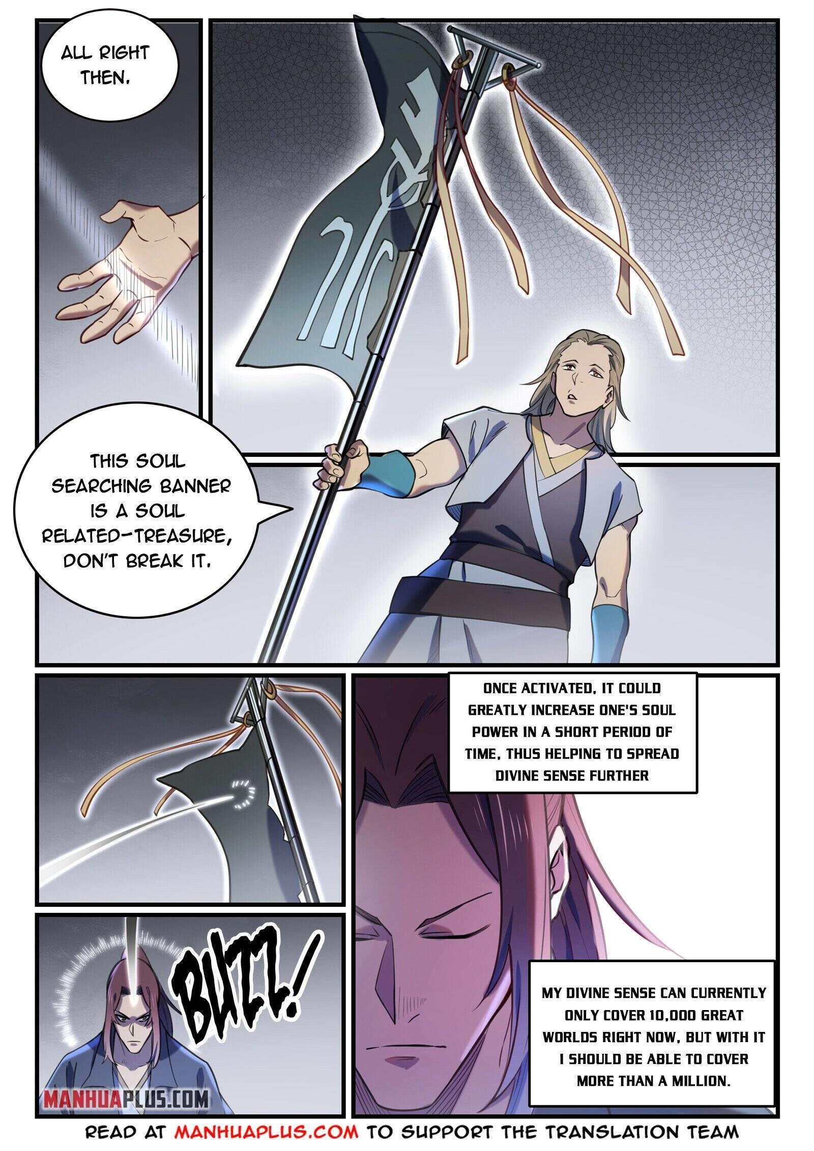 Apotheosis Chapter 821 page 8 - Mangakakalots.com