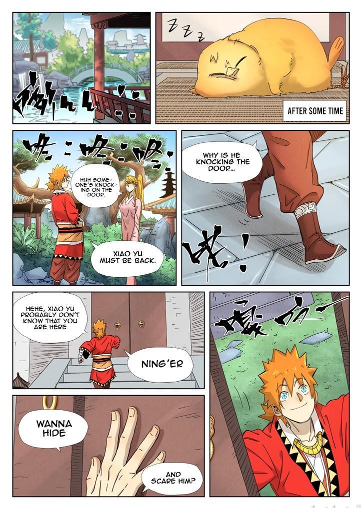 Tales Of Demons And Gods Chapter 344.5 page 6 - Mangakakalot