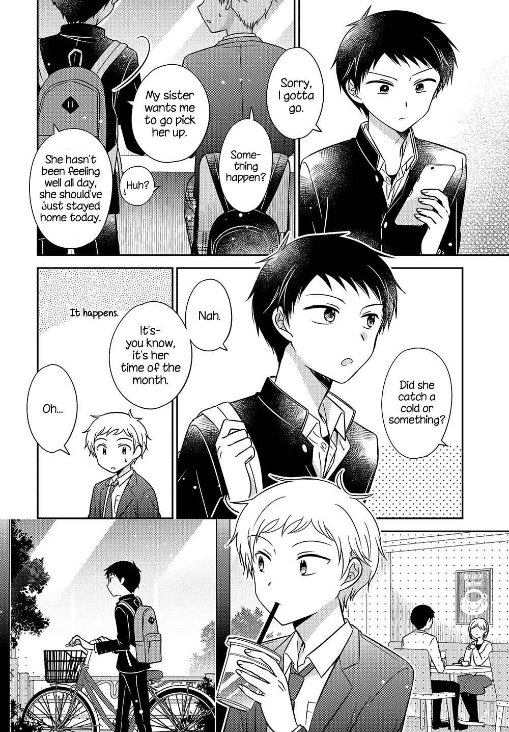 Dachi No Imouto Chapter 18 page 8 - Mangakakalots.com