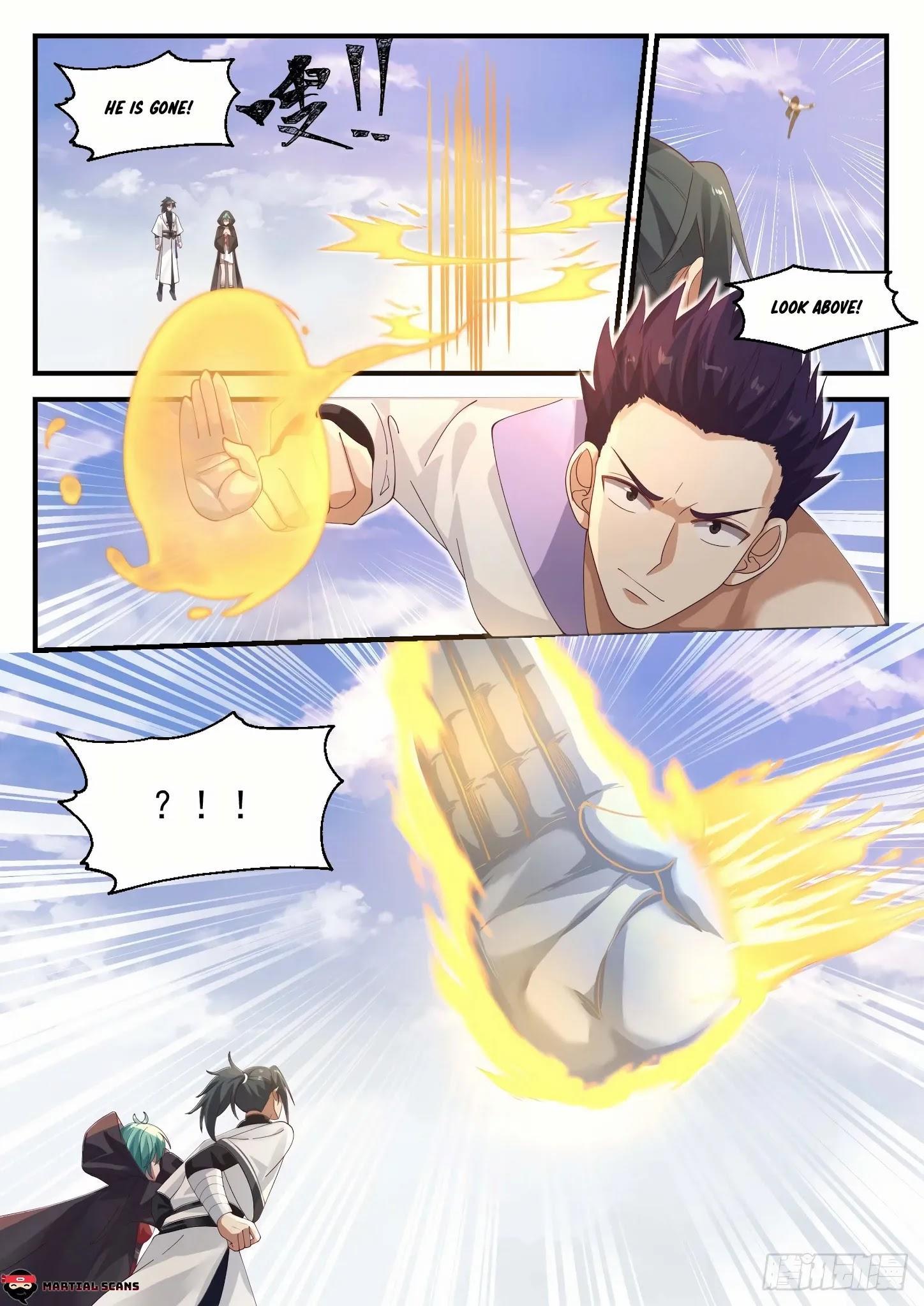 Martial Peak Chapter 1183: Kneel Down page 5 - Mangakakalots.com