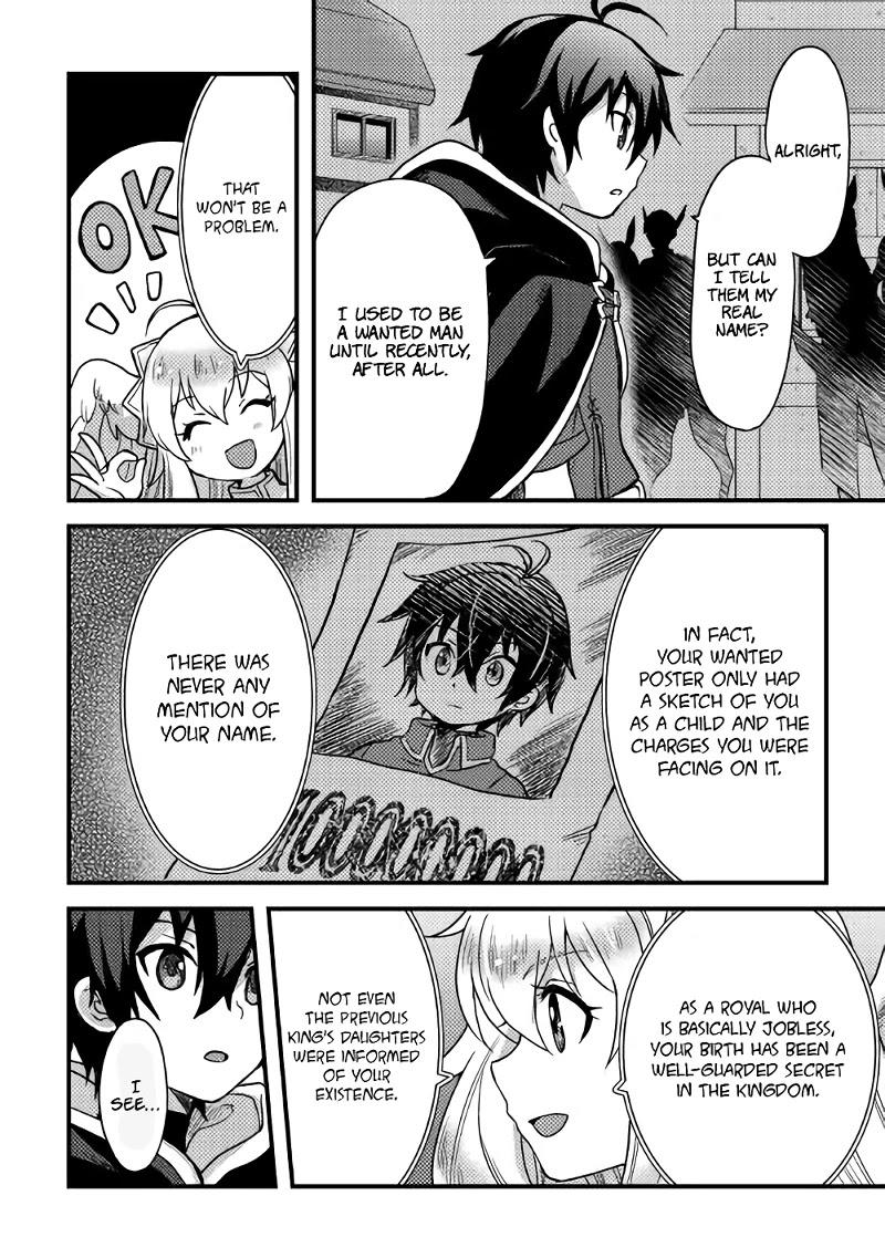 People Made Fun Of Me For Being Jobless But Its Not Bad At All Chapter 14 page 11 - Mangakakalots.com