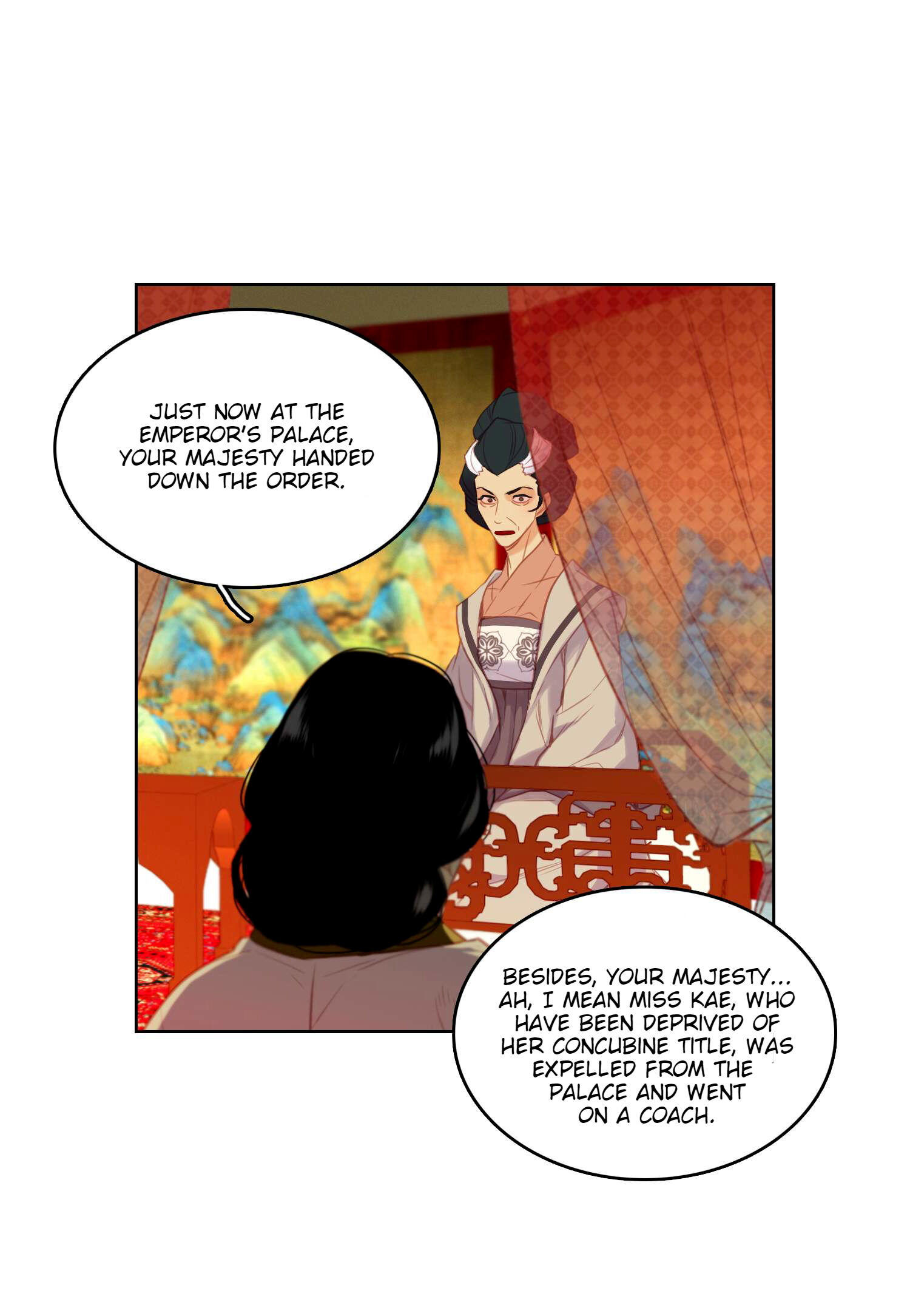 The Wicked Queen Chapter 58 page 11 - Mangakakalots.com