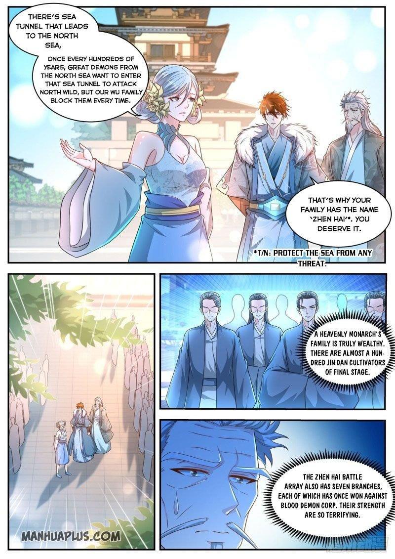 Rebirth Of The Urban Immortal Cultivator Chapter 478 page 6 - Mangakakalots.com