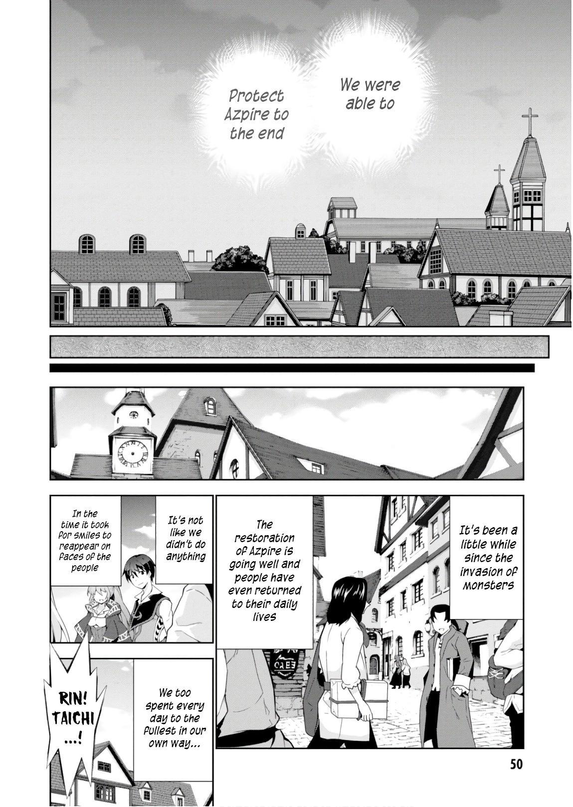 Isekai Cheat Magician Chapter 30 page 11 - Mangakakalots.com