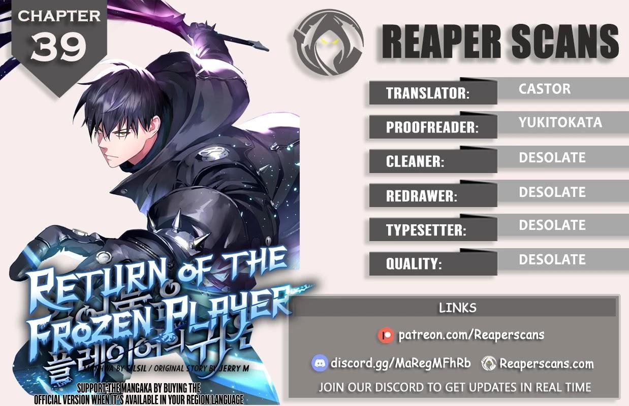 Return Of The Frozen Player Chapter 39 page 1 - Mangakakalots.com