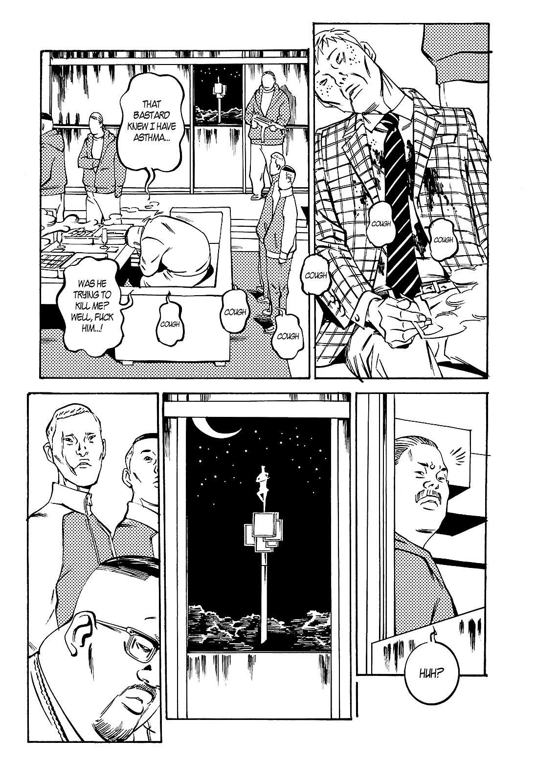 Deathco Vol.1 Chapter 1 : Reapers page 25 - Mangakakalots.com