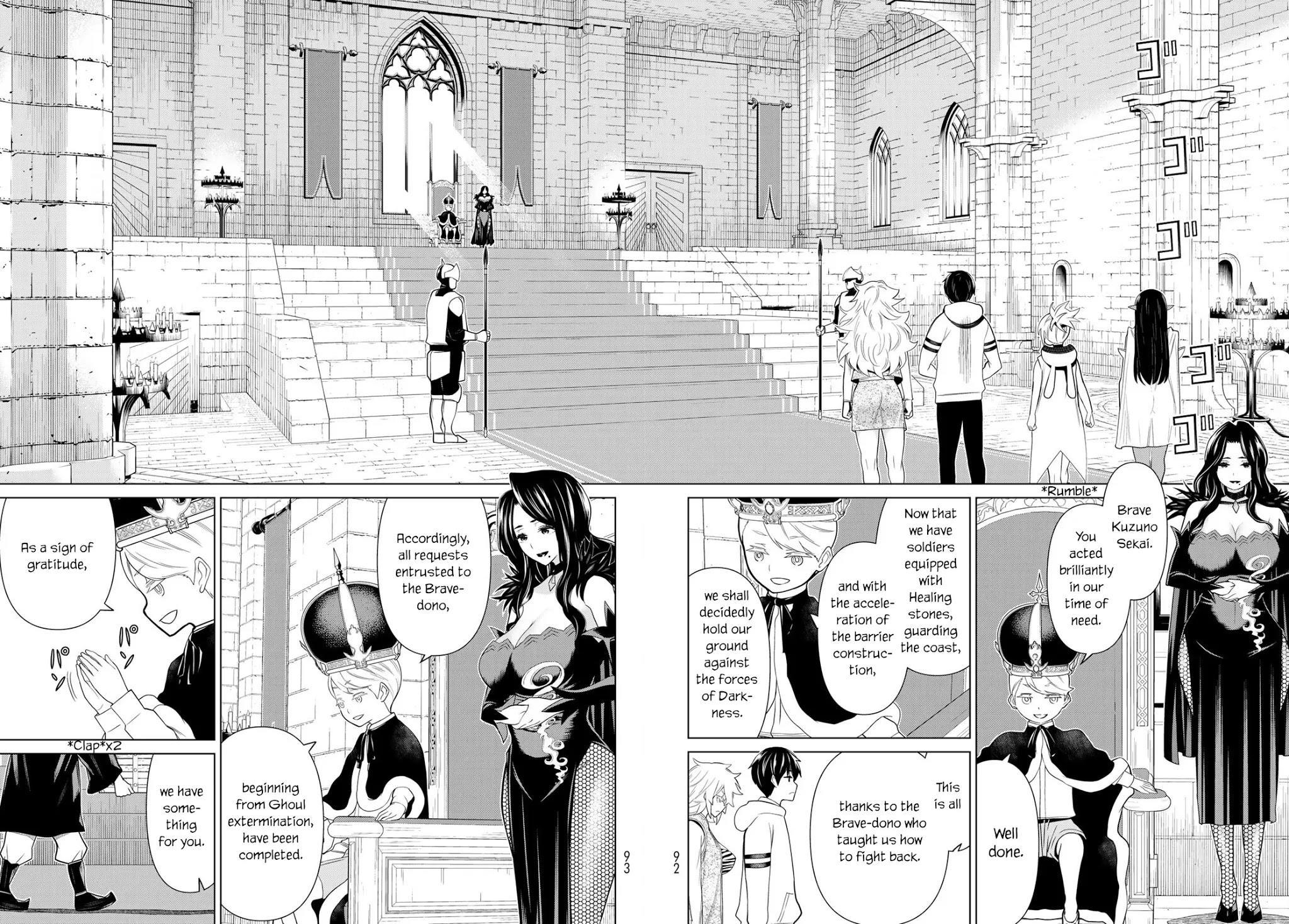 Time Stop Brave Chapter 20 page 12 - Mangakakalots.com