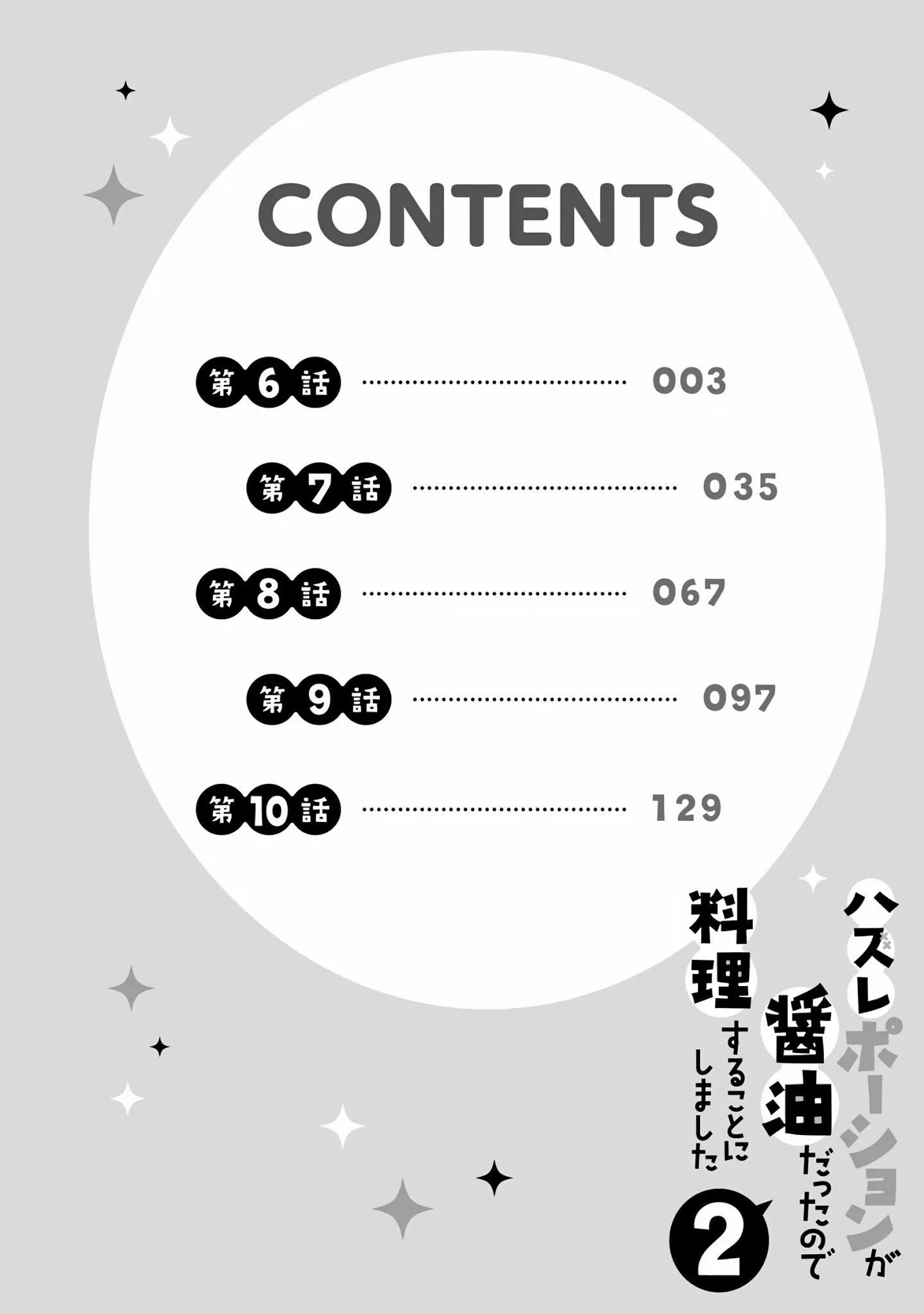Hazure Potion Ga Shouyu Datta No De Ryouri Suru Koto Ni Shimashita Chapter 6 page 2 - Mangakakalots.com
