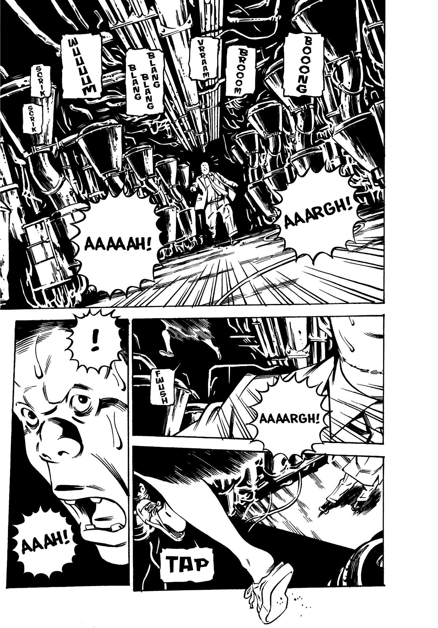 Deathco Chapter 12: The Playground (2) page 19 - Mangakakalots.com