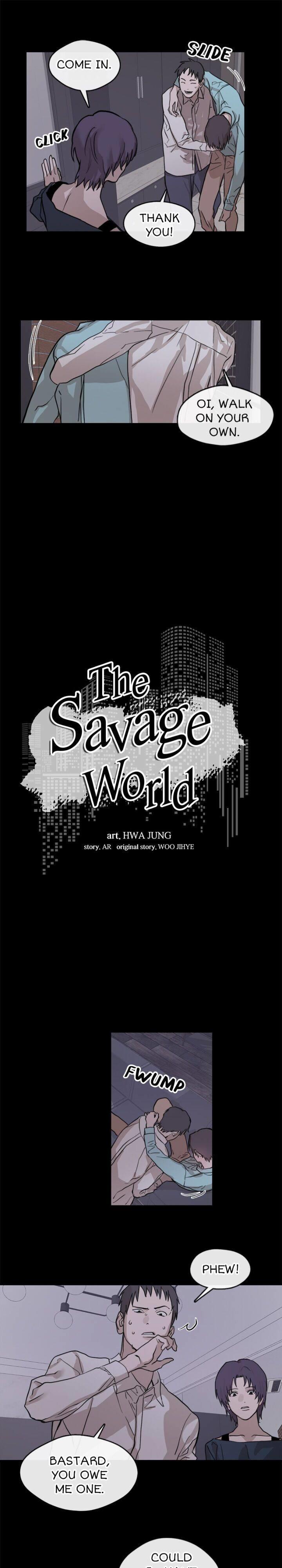 The Savage World Chapter 37 page 5 - Mangakakalots.com