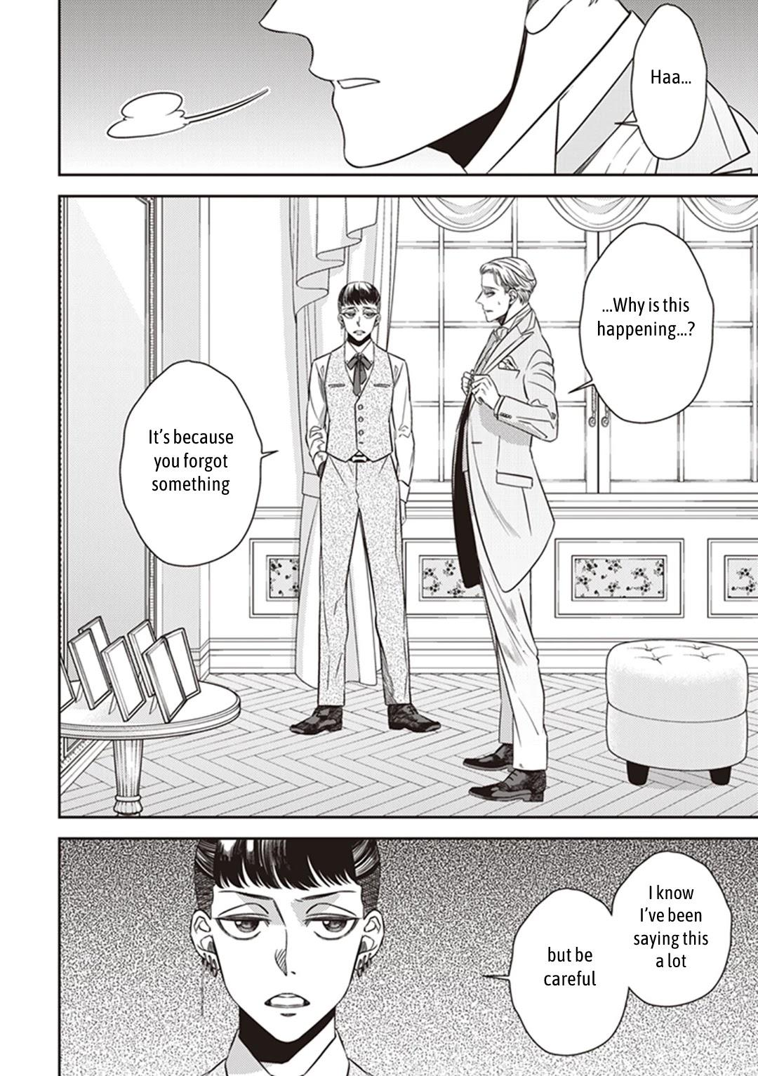 Midnight Occult Civil Servants Chapter 42: The Water God's Son-In-Law (Part 1) page 2 - Mangakakalots.com
